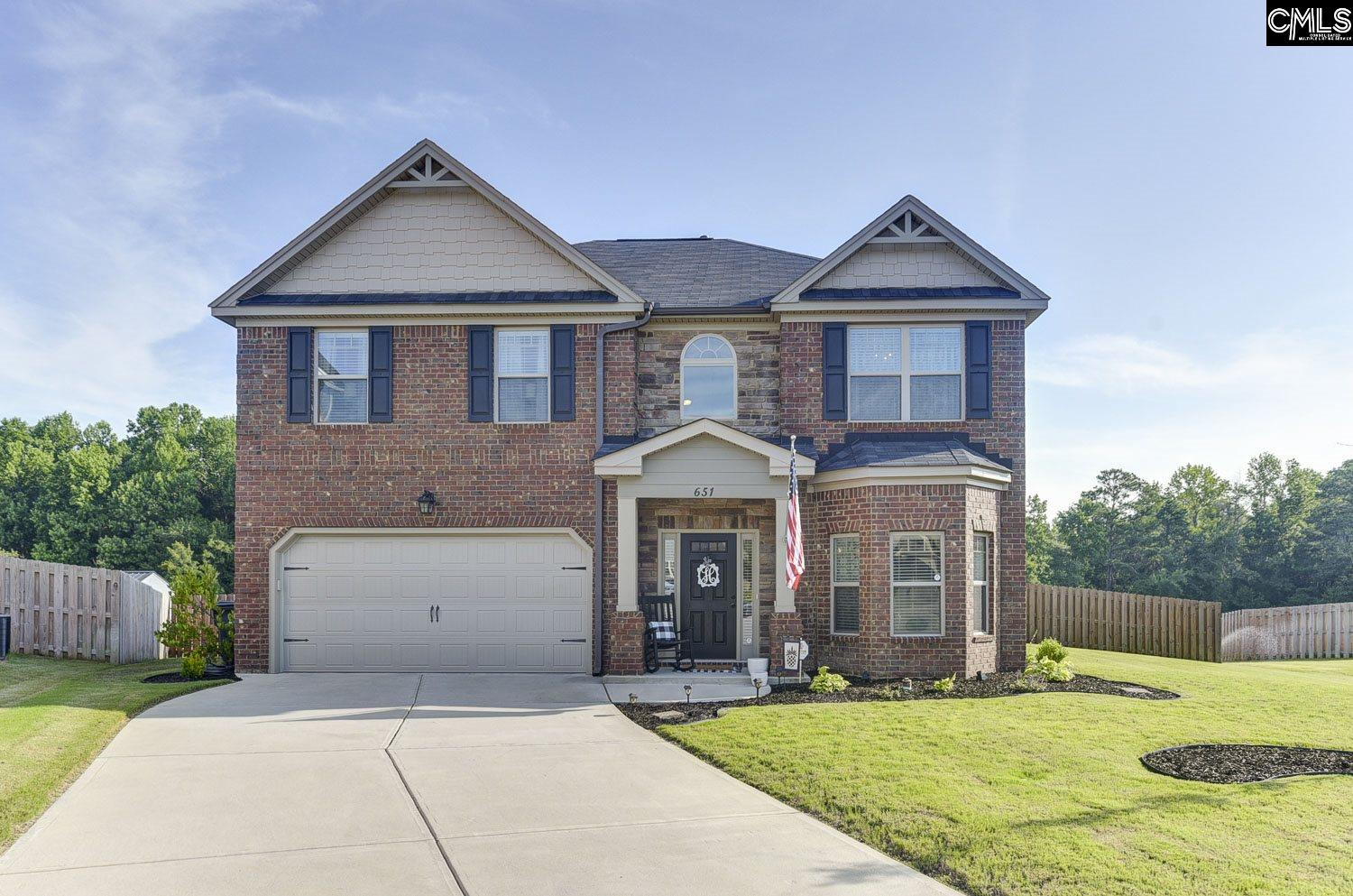 651 Meadow Grass Lexington, SC 29072