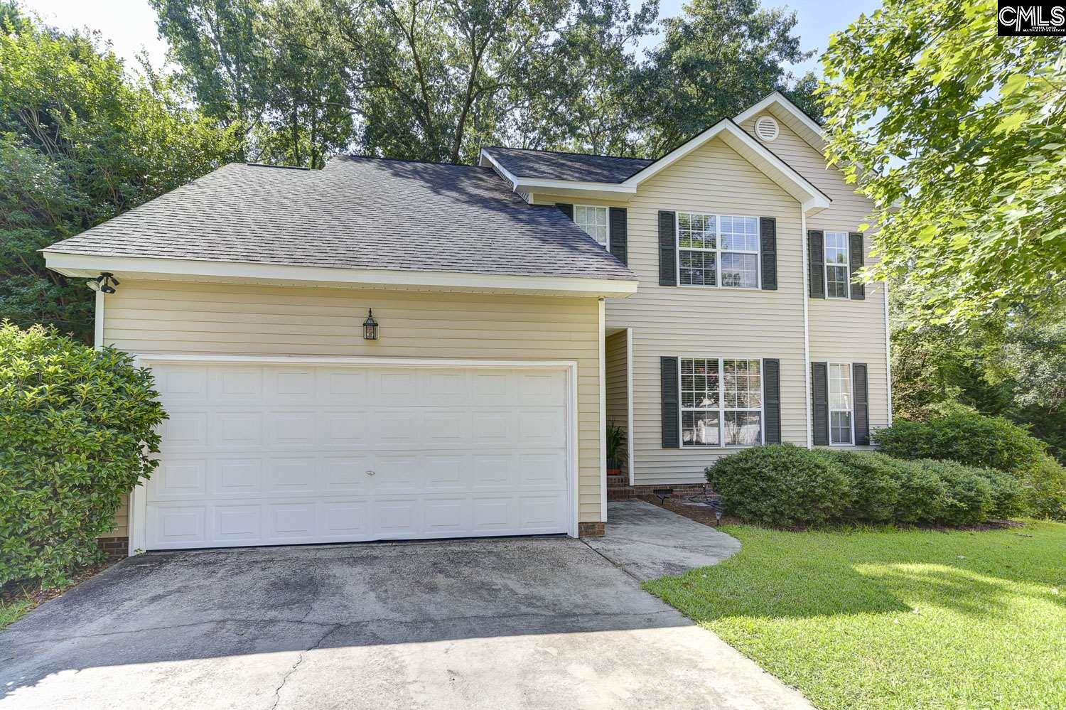 3 Shady Creek Irmo, SC 29063