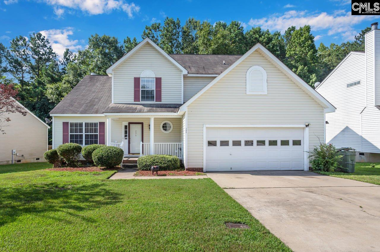 206 Concord Place Irmo, SC 29063