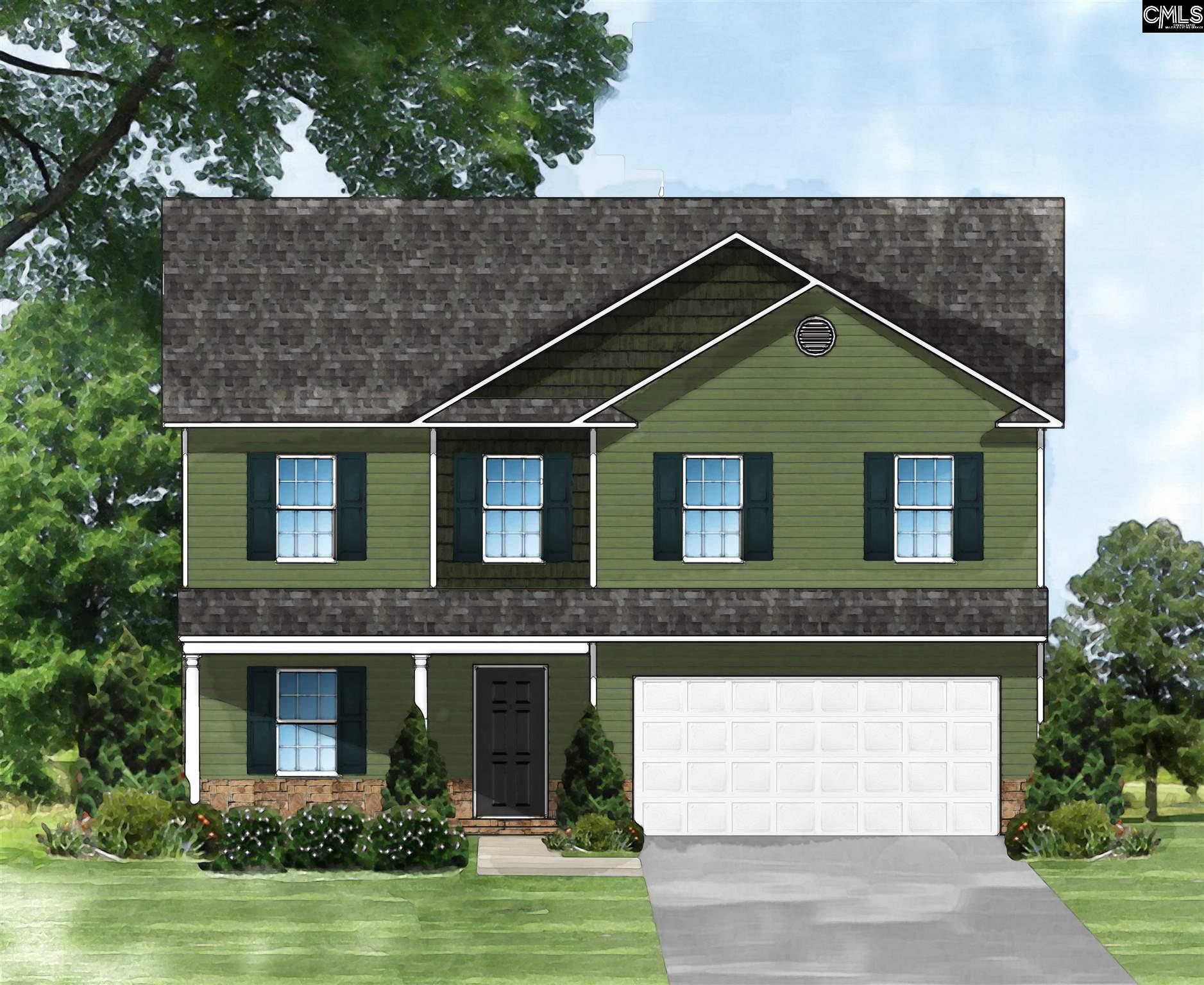 641 Teaberry (lot 110) Columbia, SC 29229