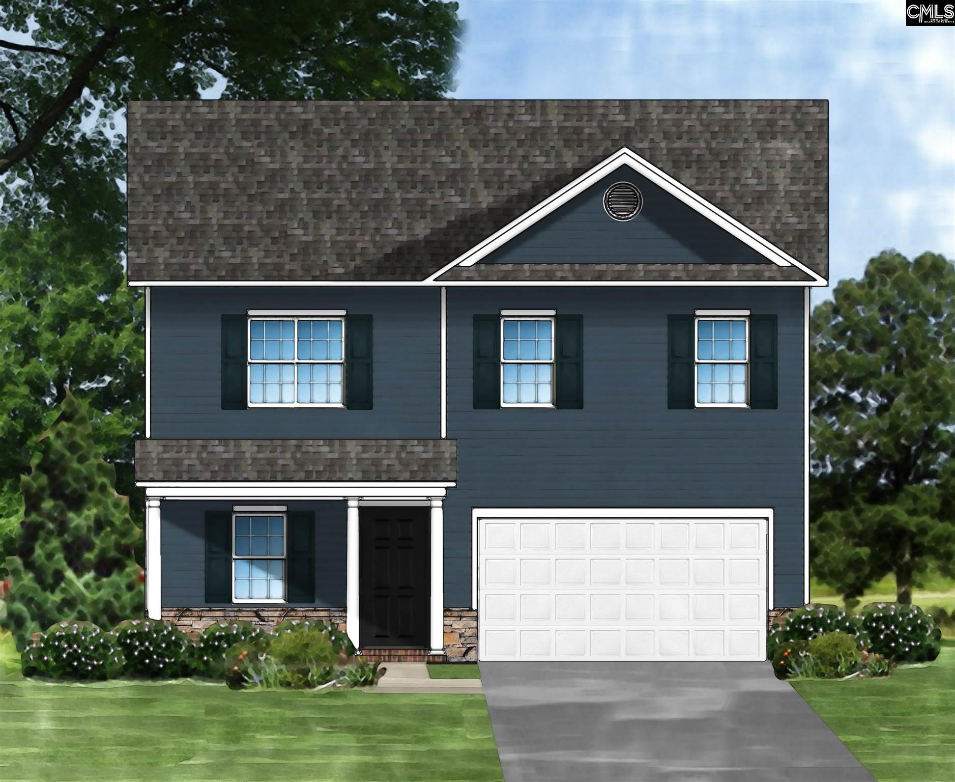 644 Teaberry (lot 117) Columbia, SC 29229