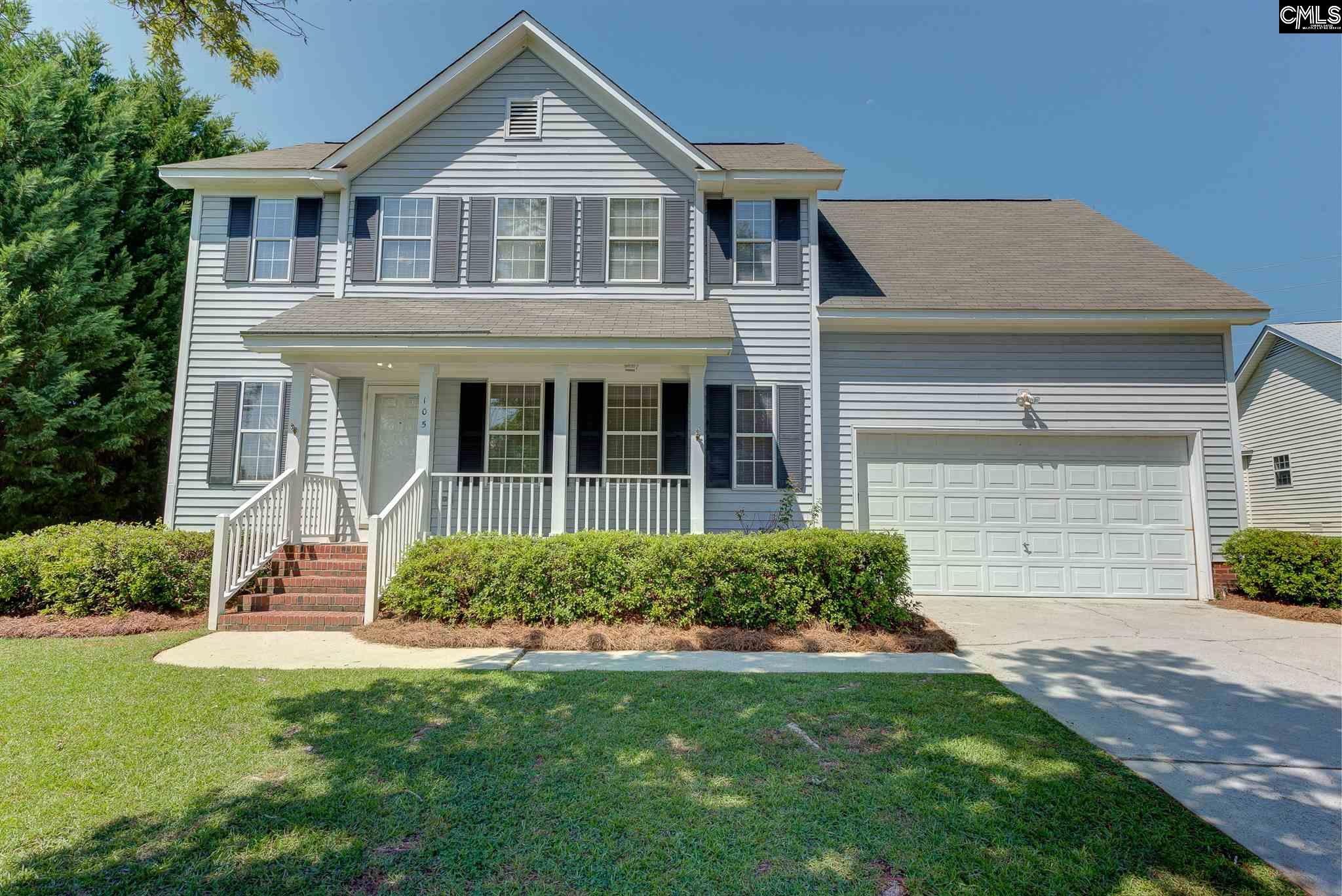 105 Timberline Lexington, SC 29072