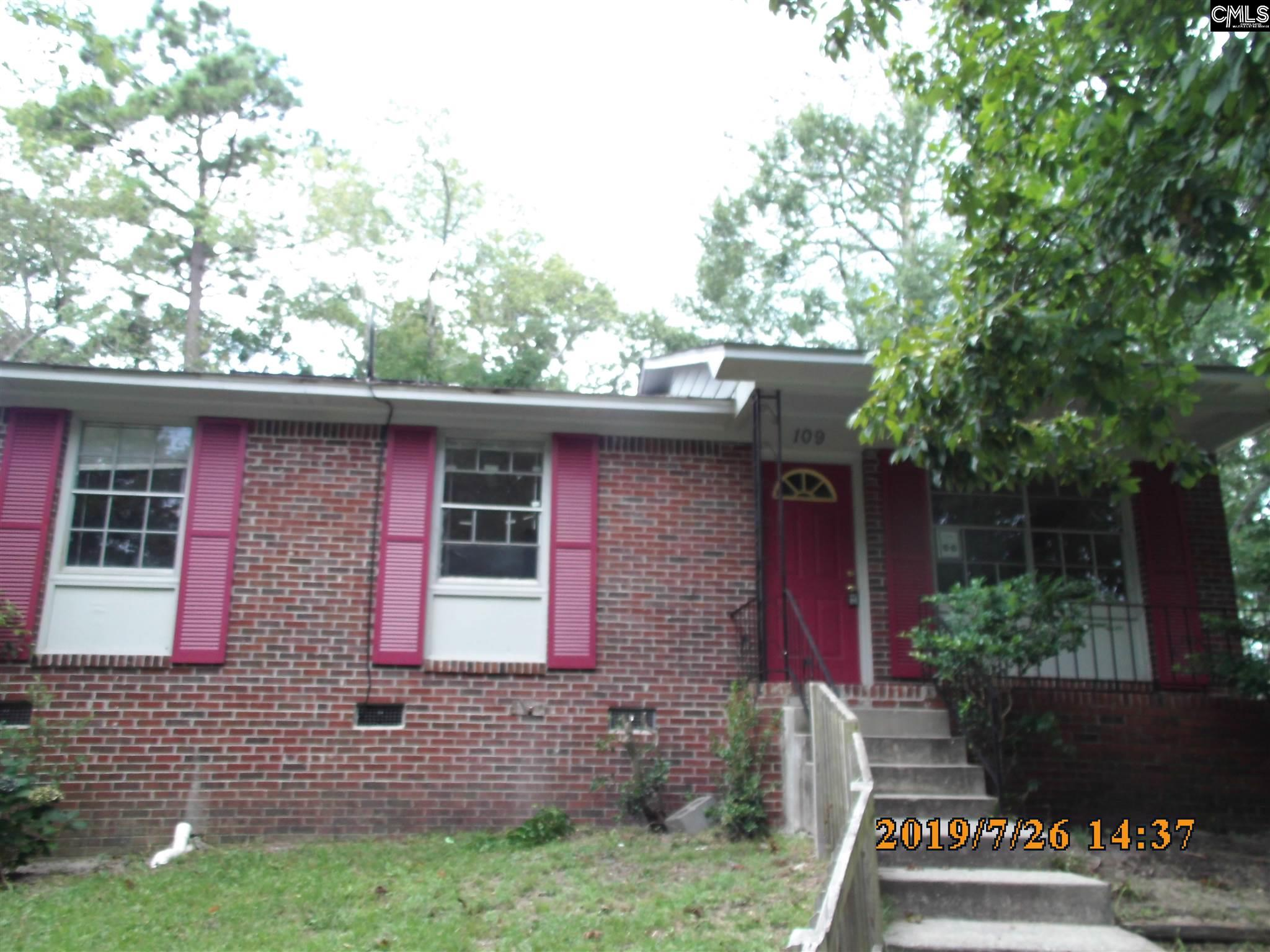 109 Horseshoe Columbia, SC 29223