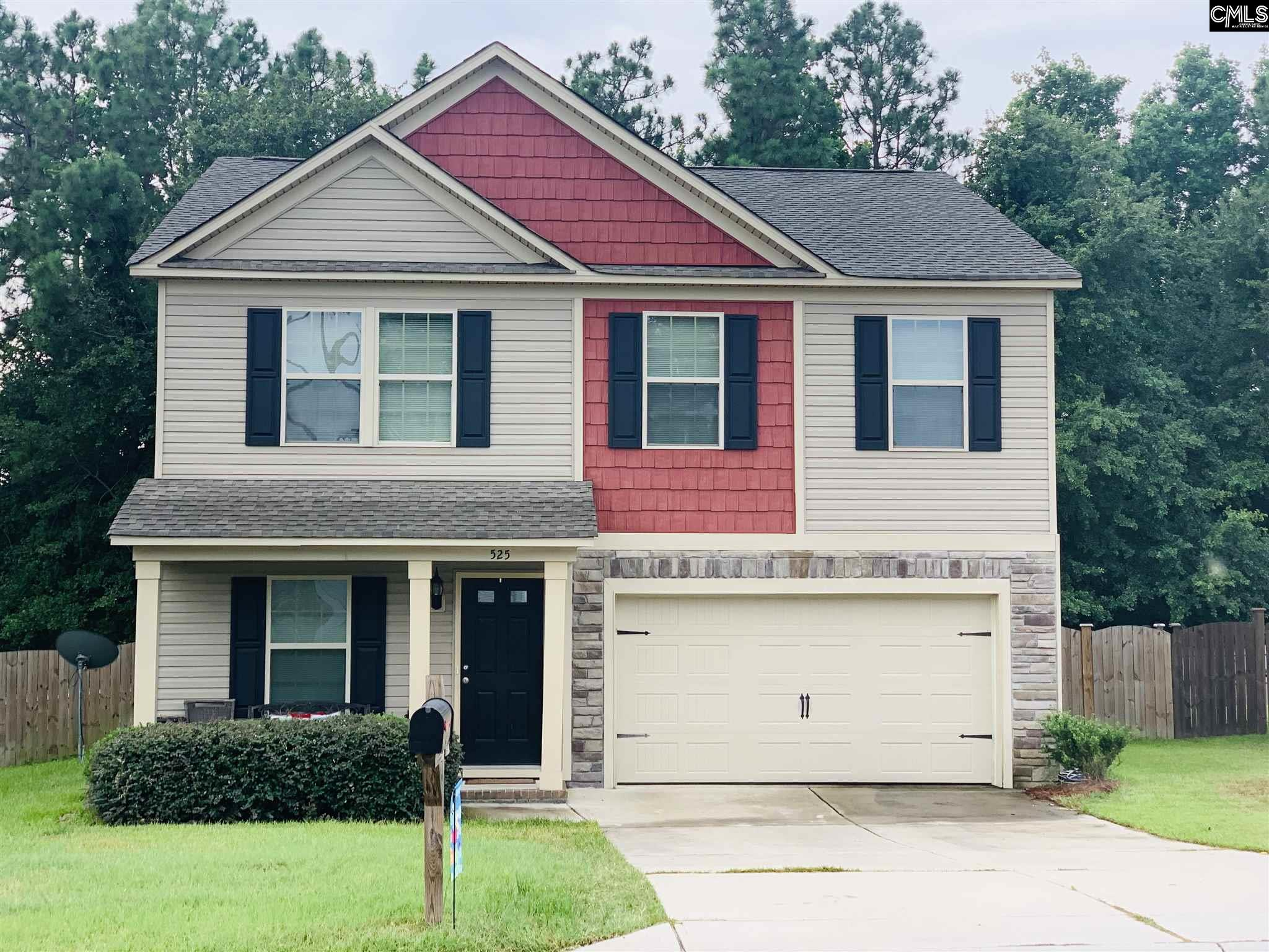 525 Colony Lakes Lexington, SC 29073-6701