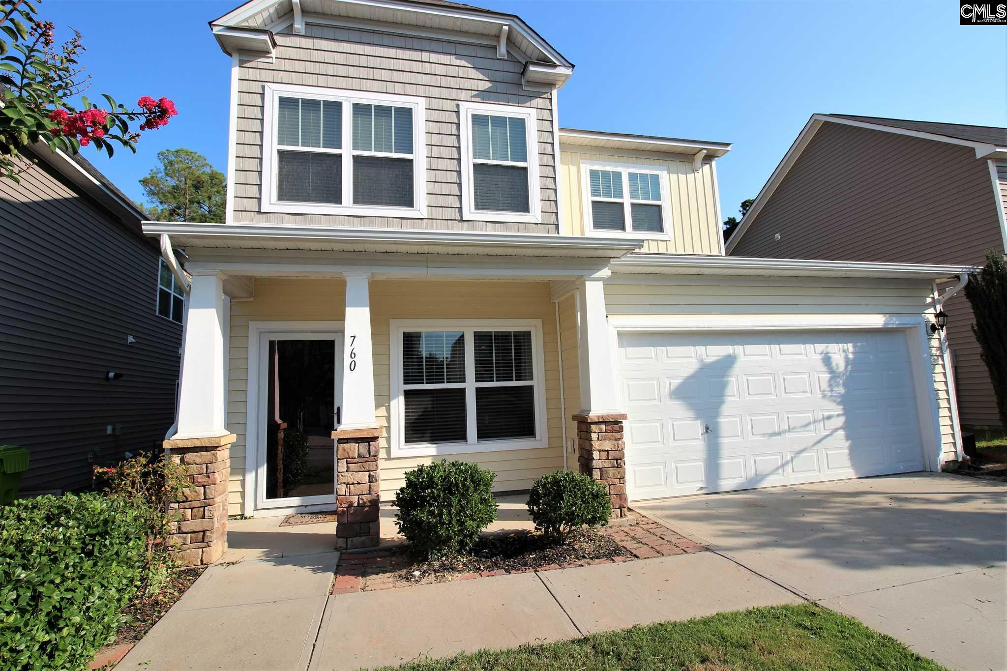 760 Pennywell Court Columbia, SC 29229