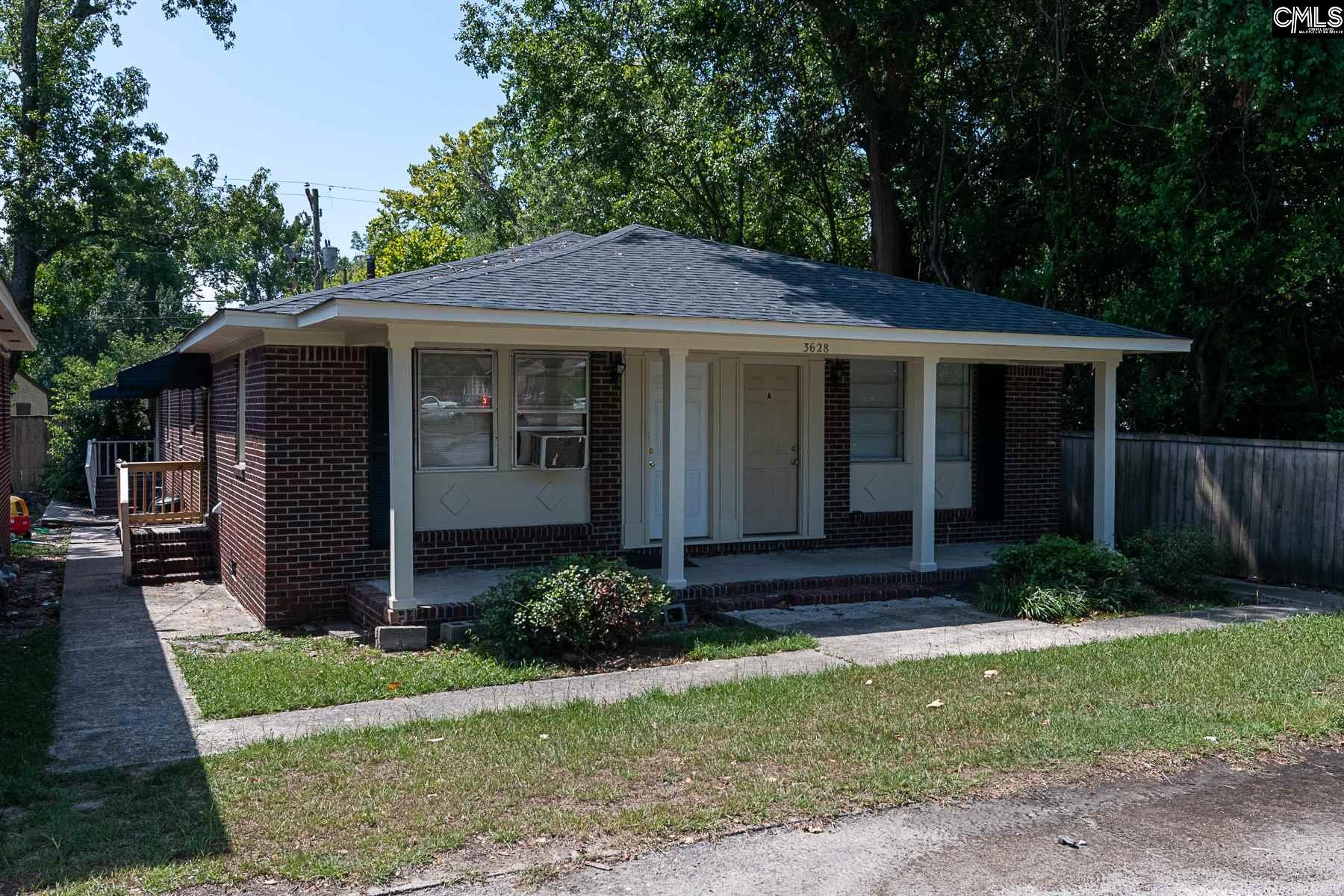 3628 Live Oak Columbia, SC 29205