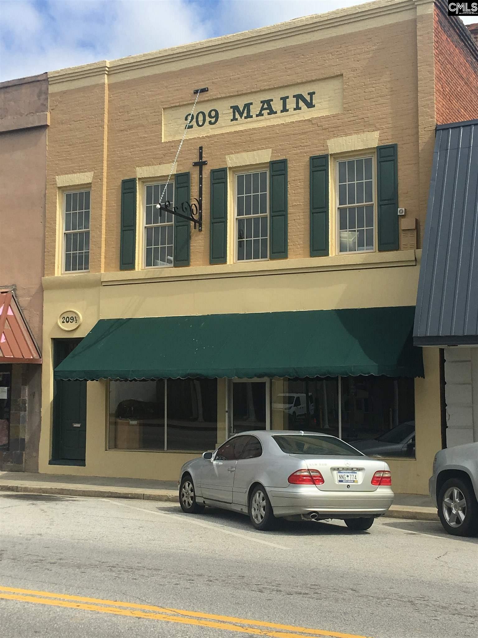 209 Main Street Edgefield, SC 29824