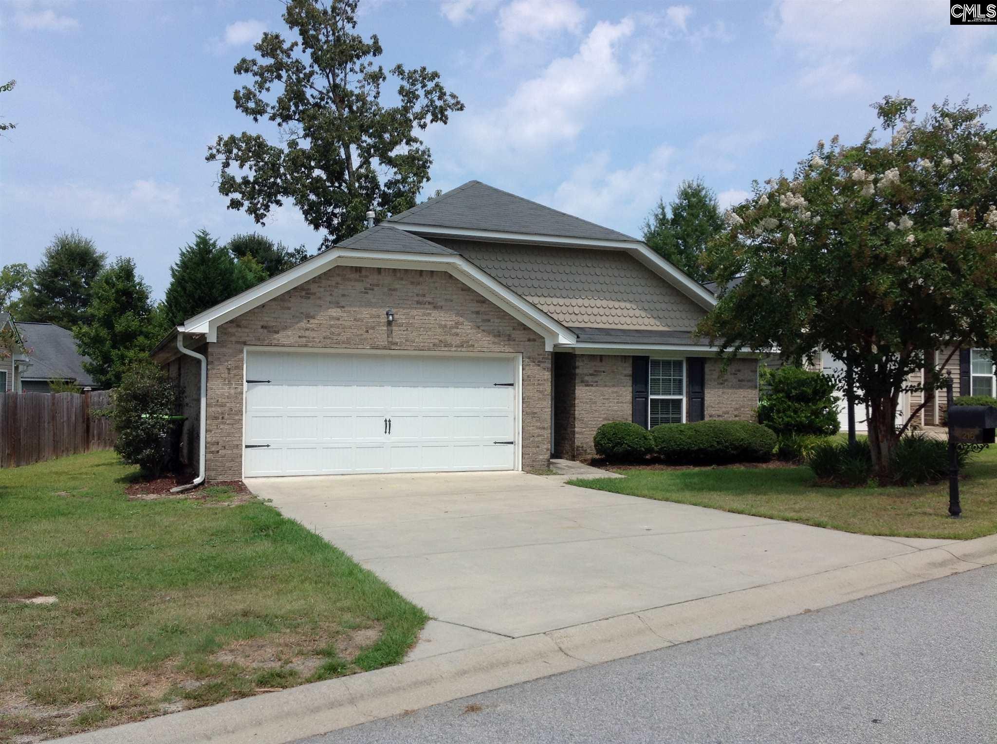 216 Cinnamon Hills Lexington, SC 29072