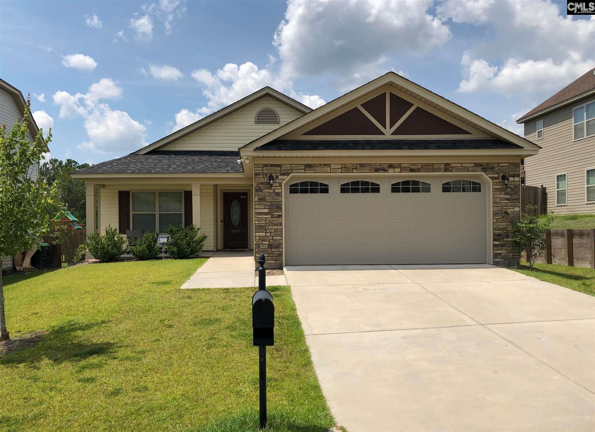 Real Estate in West Columbia, SC