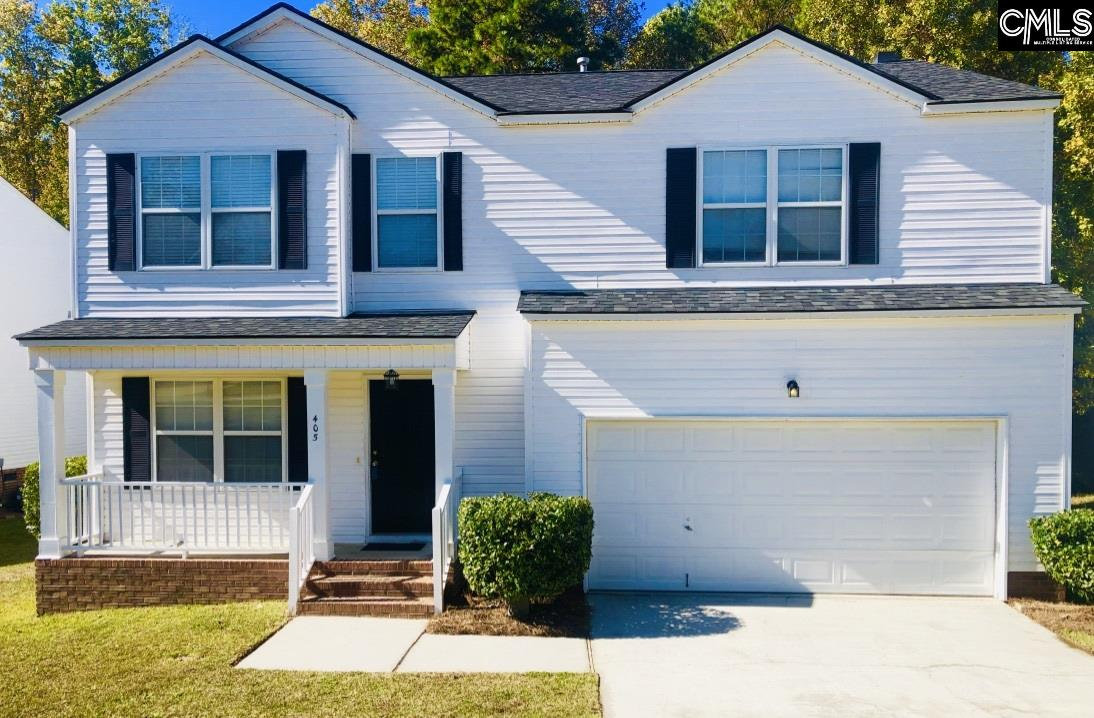 405 Carriage Oaks Columbia, SC 29229-9333