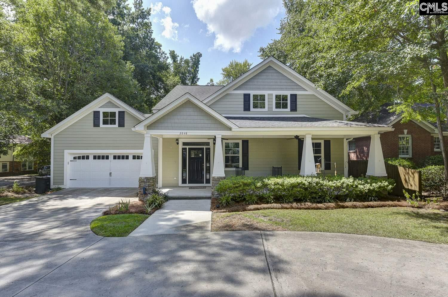 2848 Forest Columbia, SC 29204