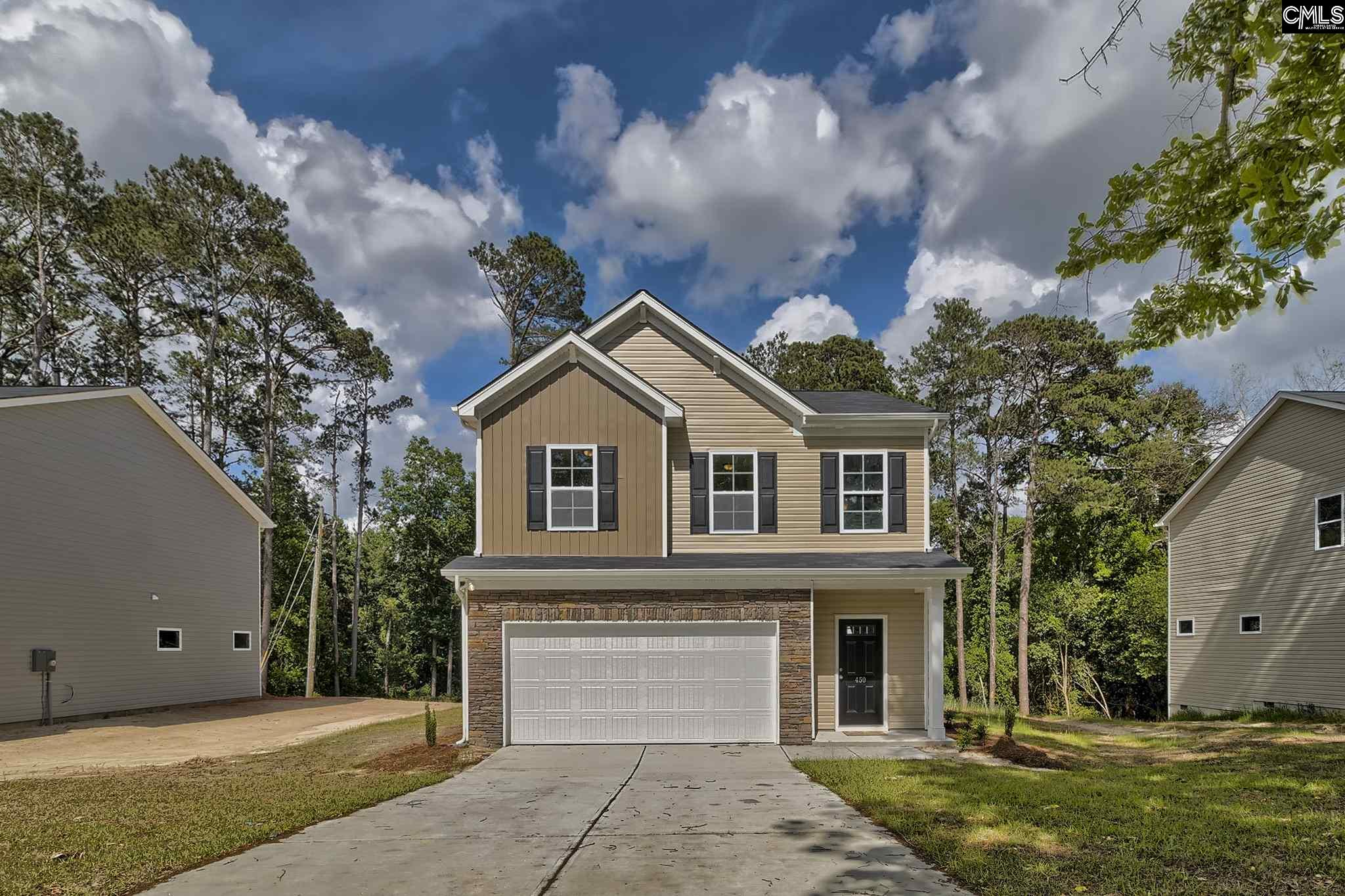 450 North Lee Batesburg, SC 29070