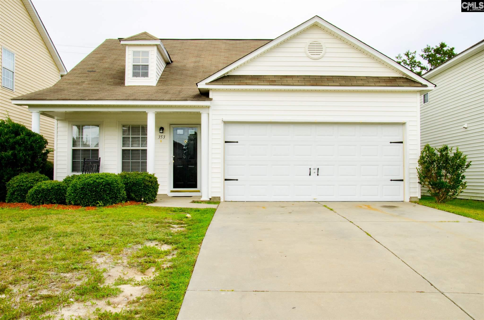 353 Cape Jasmine Lexington, SC 29073