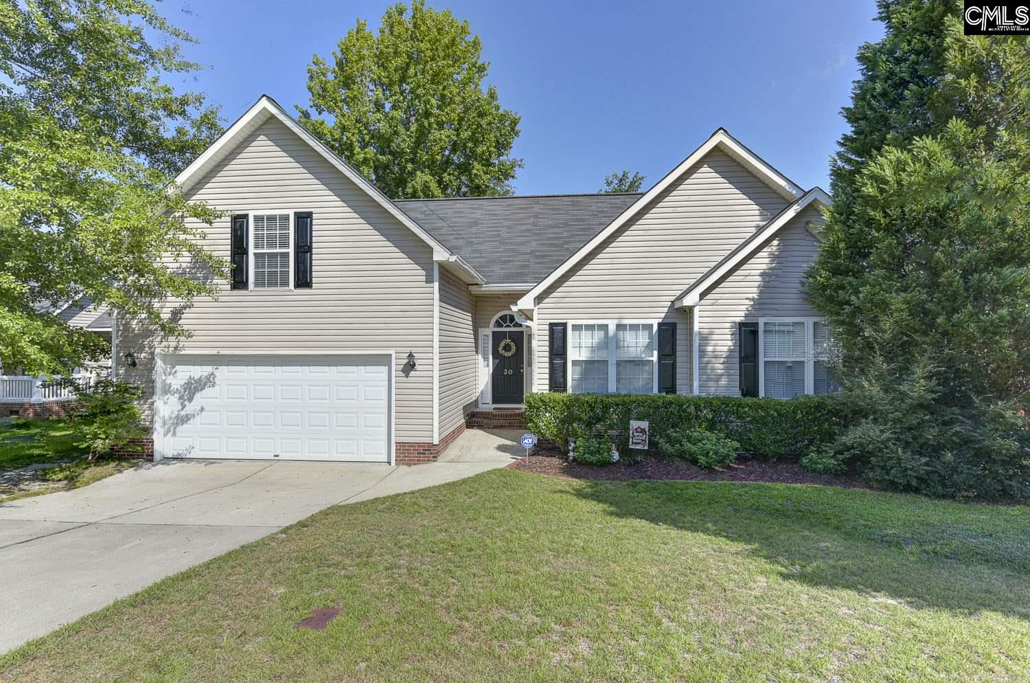 30 Lee Ridge Columbia, SC 29229