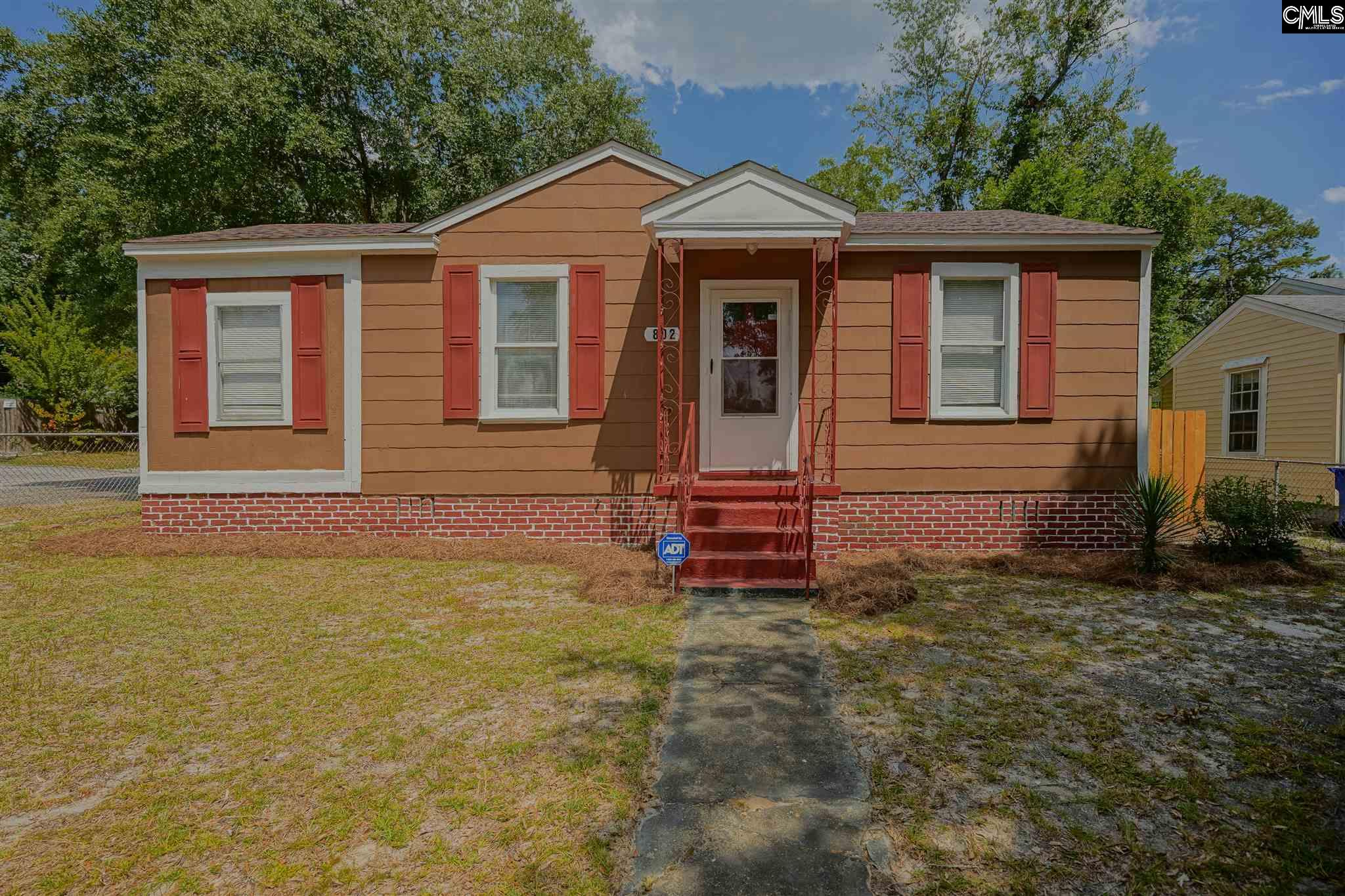 802 South Prospect Columbia, SC 29205