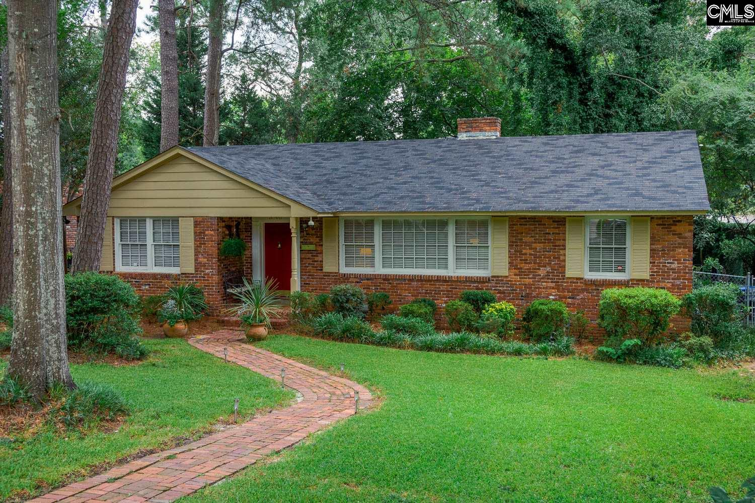3800 Bloomwood Columbia, SC 29205
