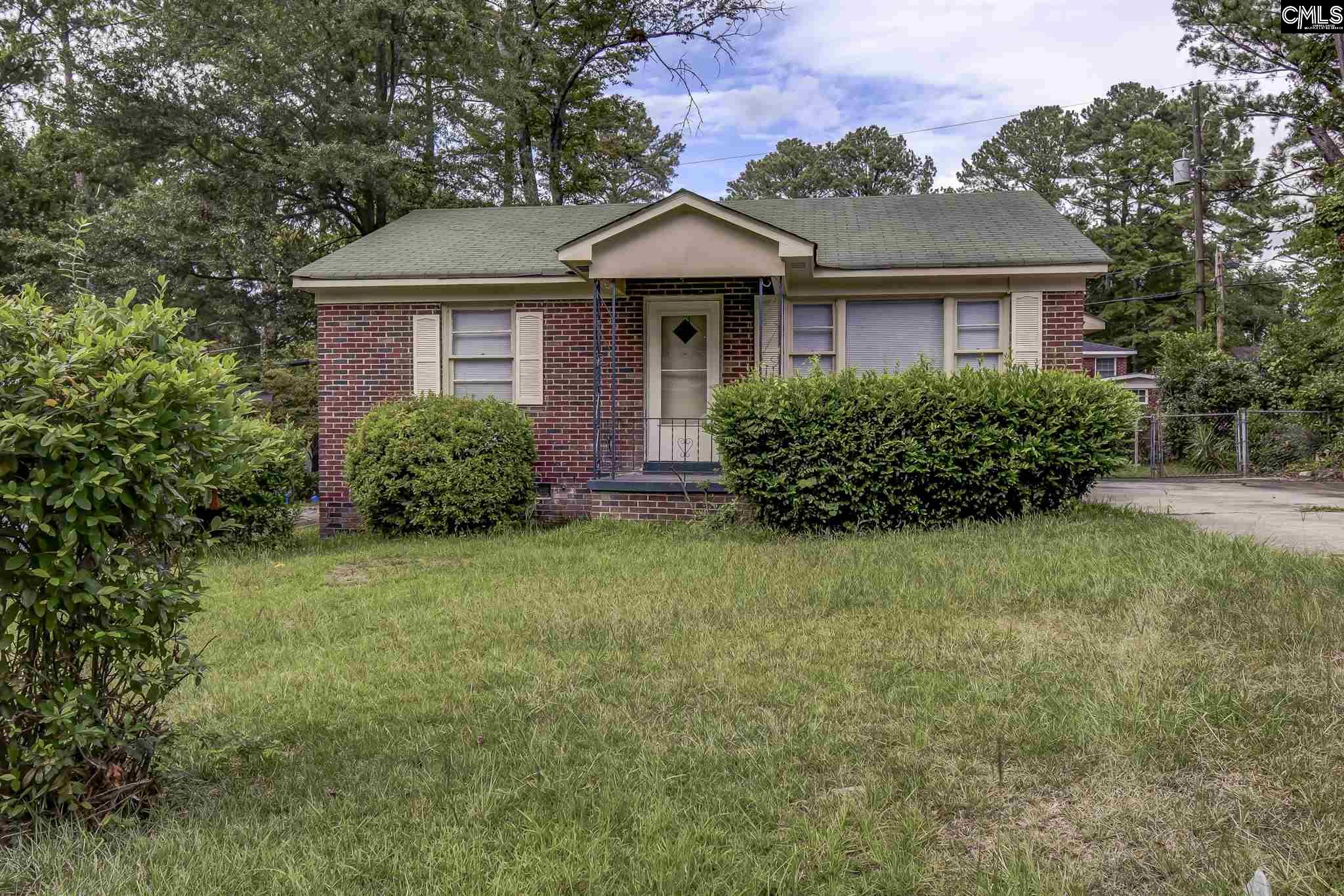 1808 Tremain Columbia, SC 29204