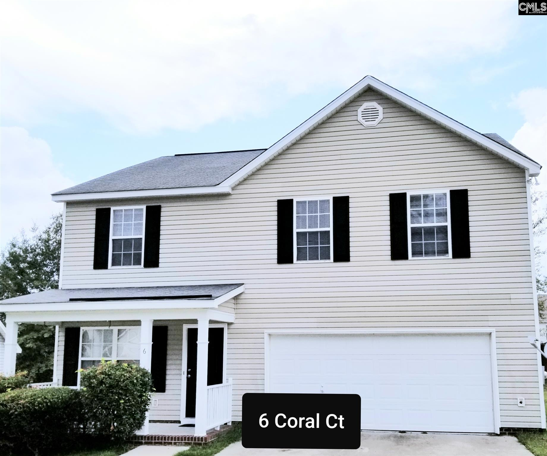 6 Coral Columbia, SC 29229
