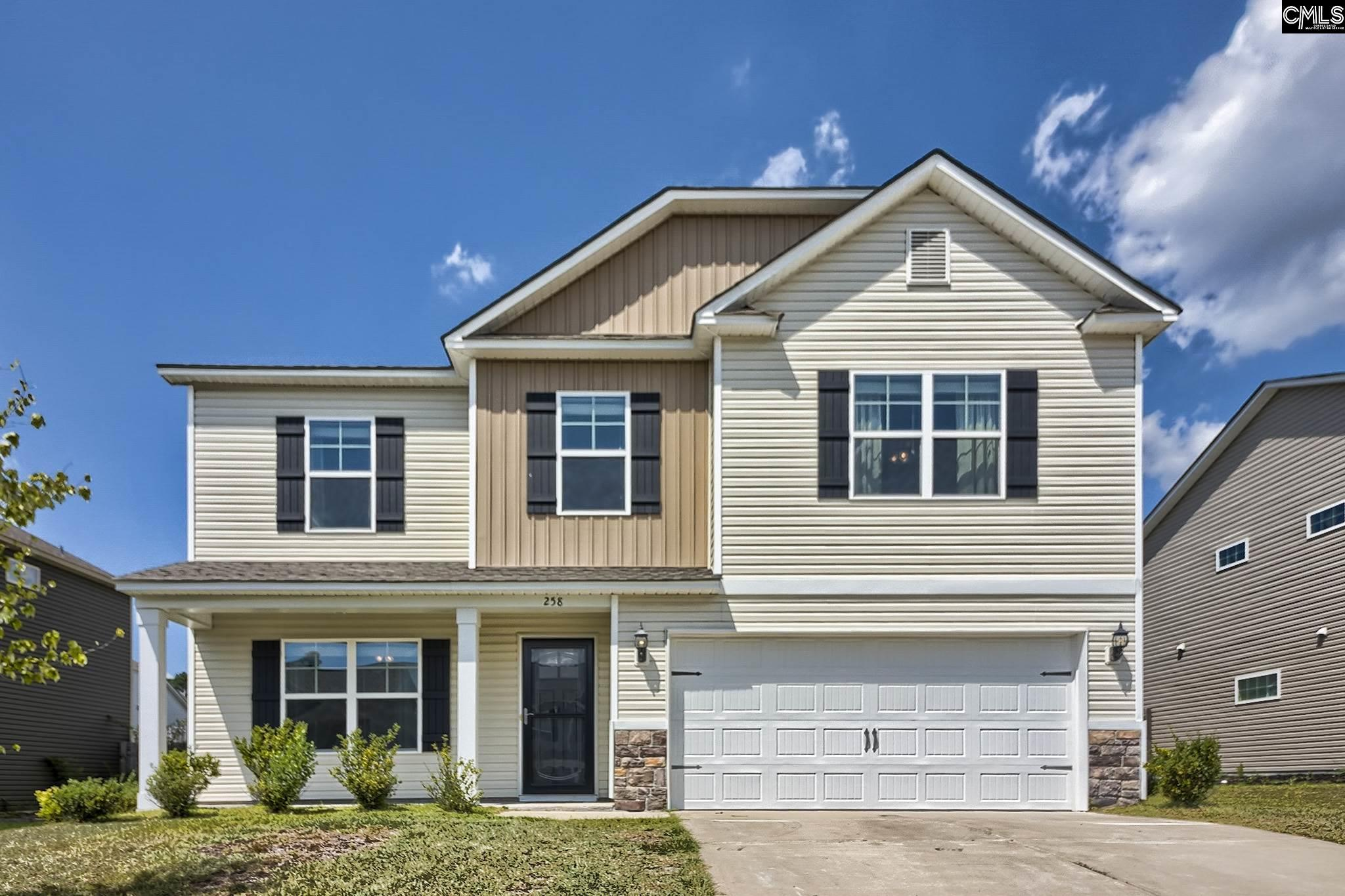 258 Meadow Saffron Lexington, SC 29073