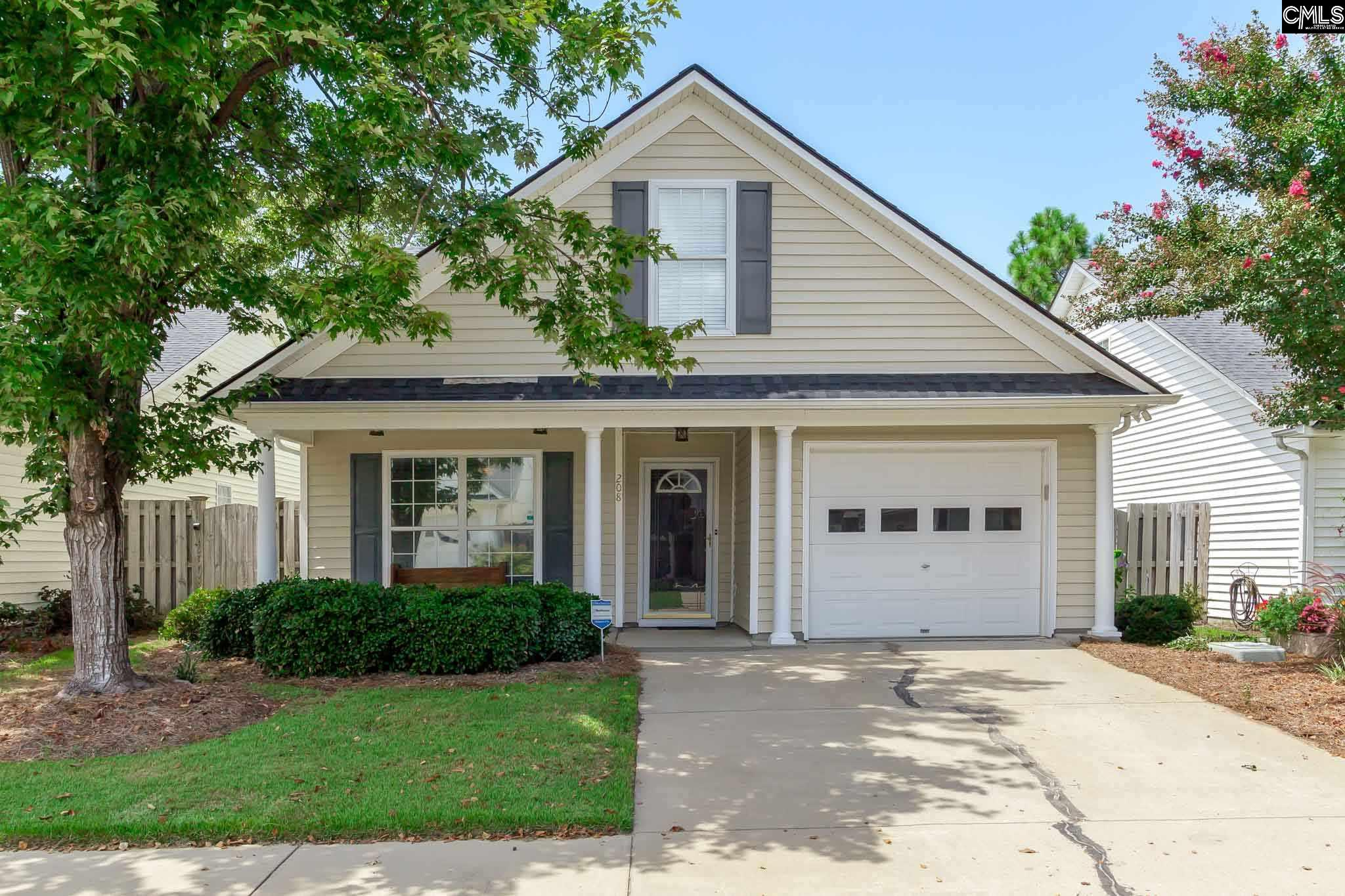 208 Autumn Run Columbia, SC 29229