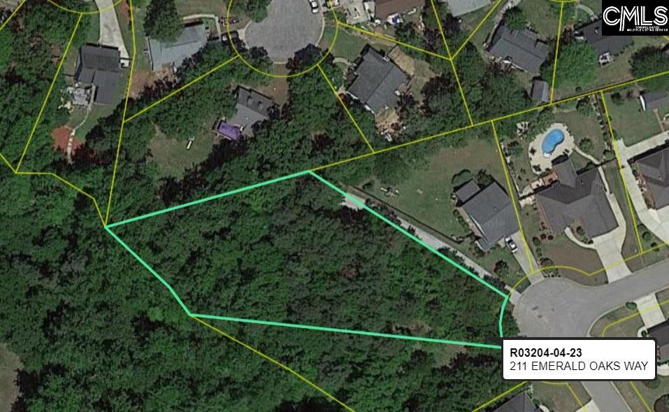 211 Emerald Oaks UNIT 25 Irmo, SC 29063
