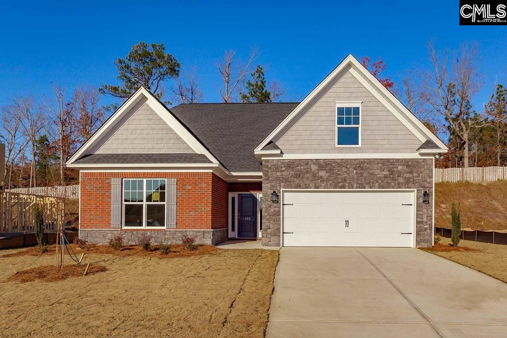 492 Maple Valley Blythewood, SC 29016