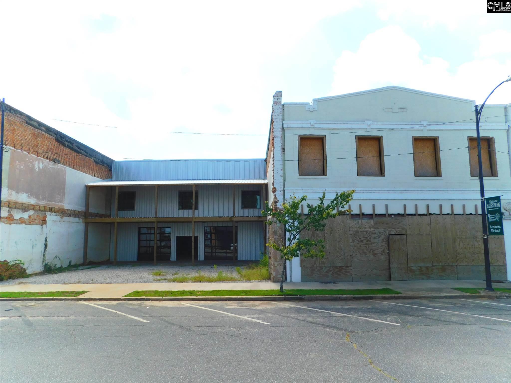 147 N Oak Batesburg, SC 29006