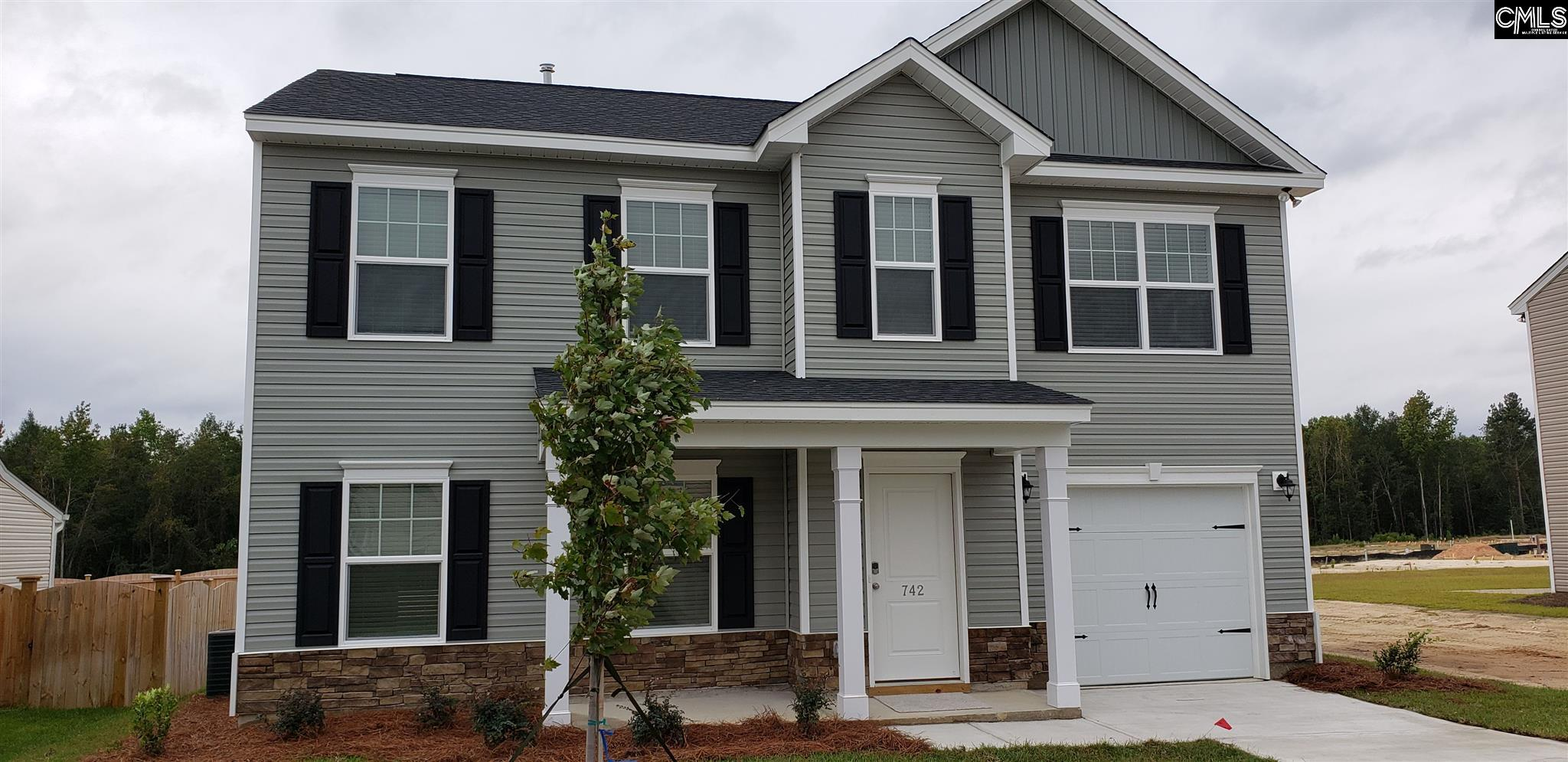 742 Lansford Bay West Columbia, SC 29172