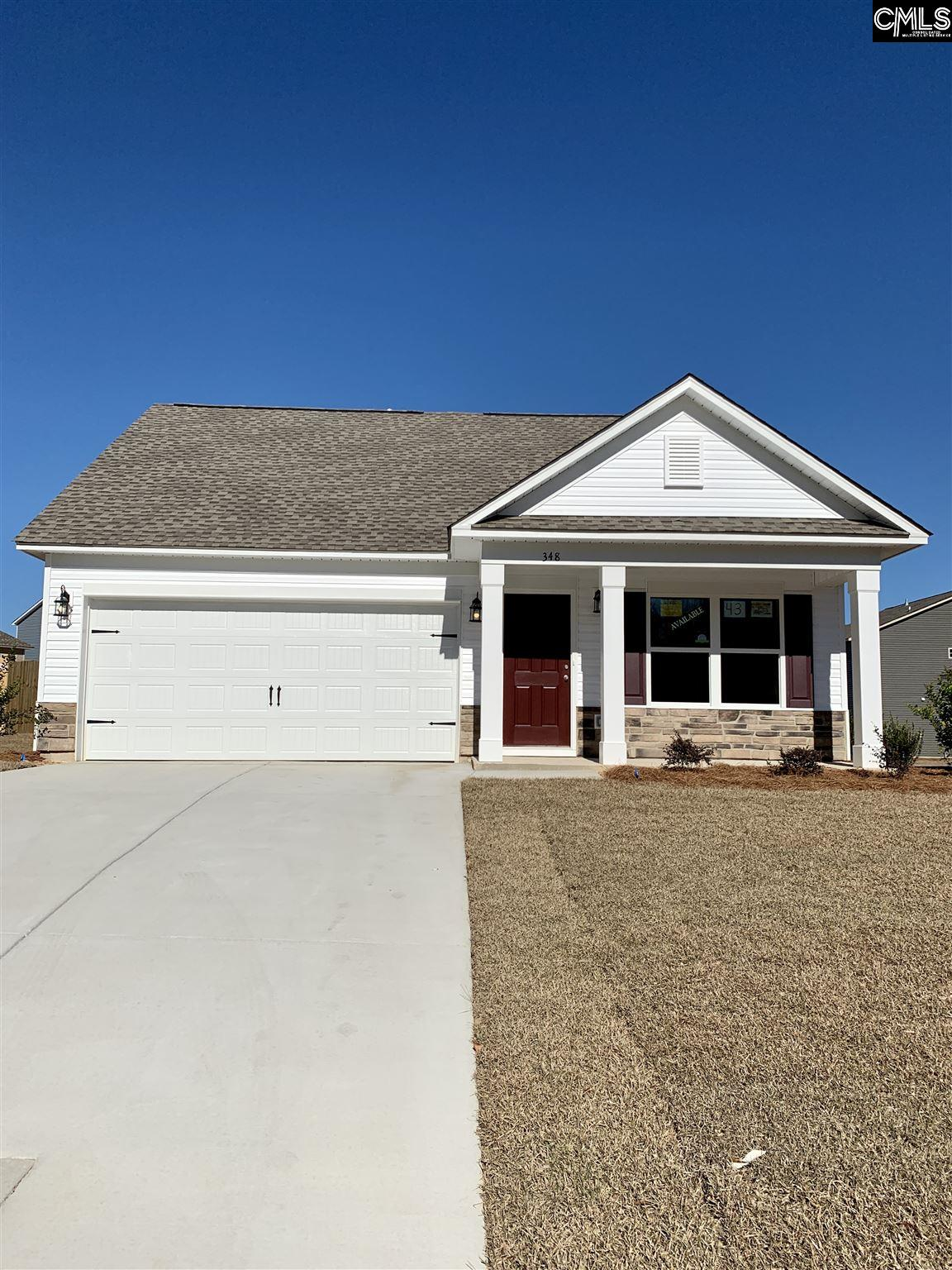 348 Summer Creek (lot 43) West Columbia, SC 29172