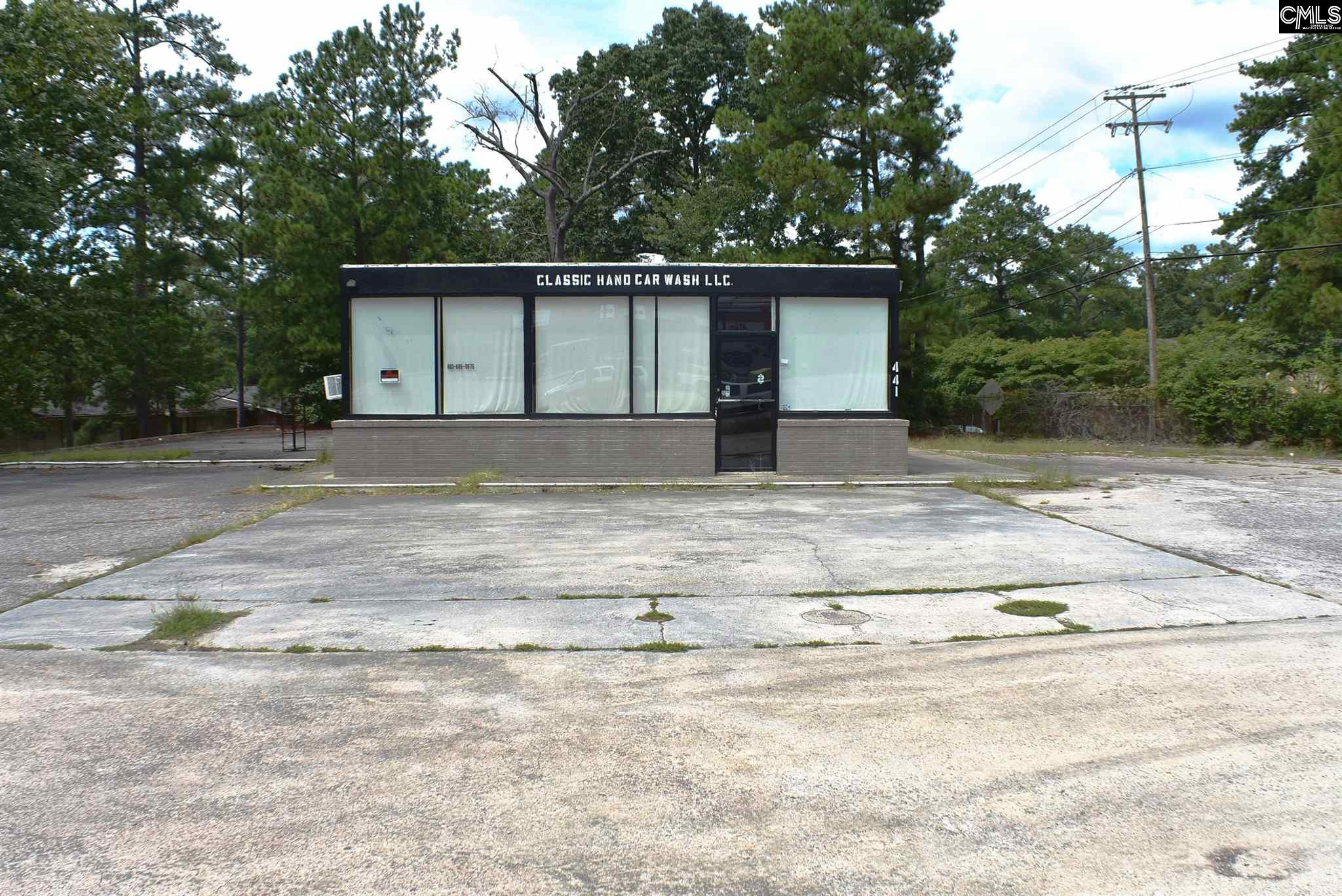 Commercial Real Estate Columbia SC