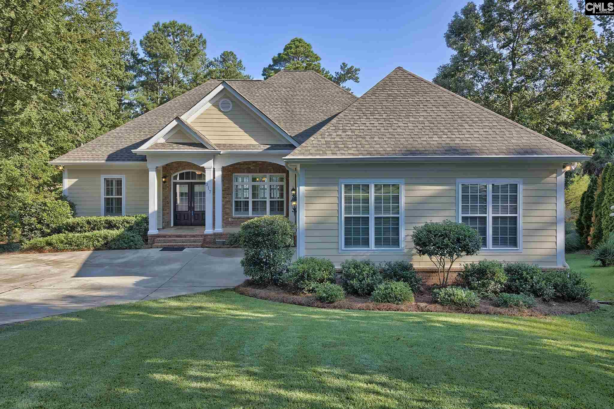 317 Lake Estate Chapin, SC 29036
