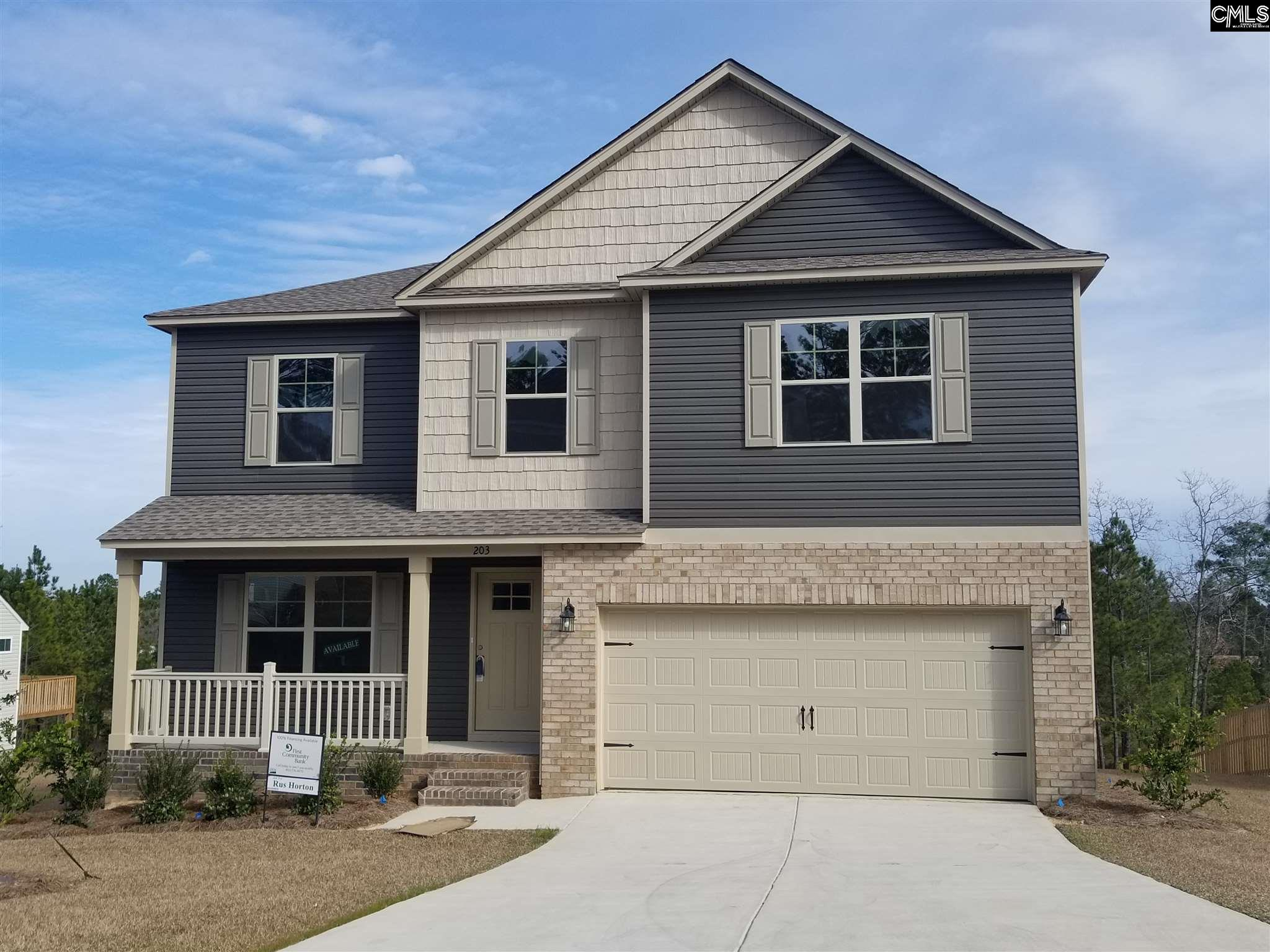 203 Cassique (lot 43) Lexington, SC 29073