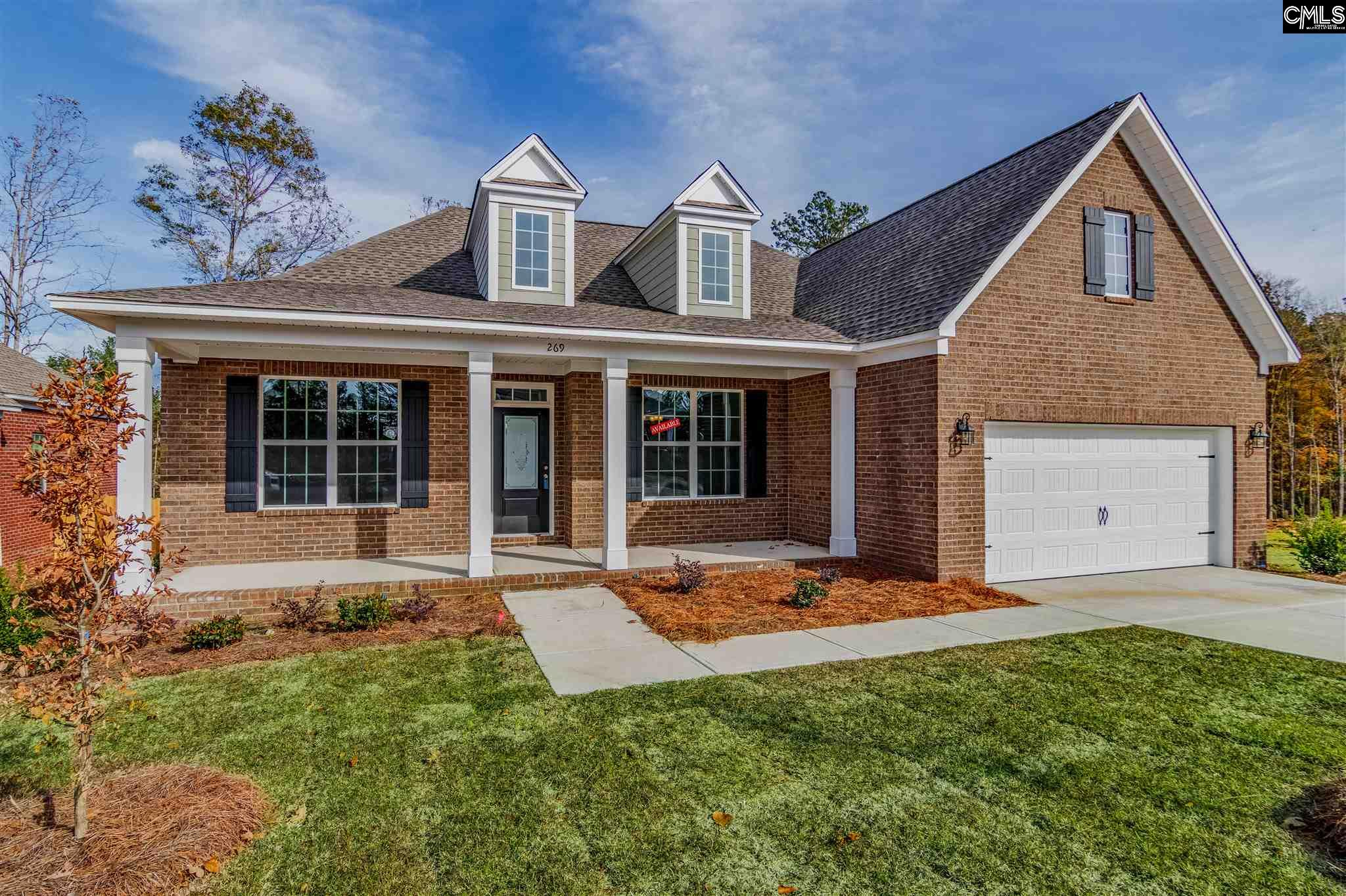 269 Cedar Hollow Irmo, SC 29063