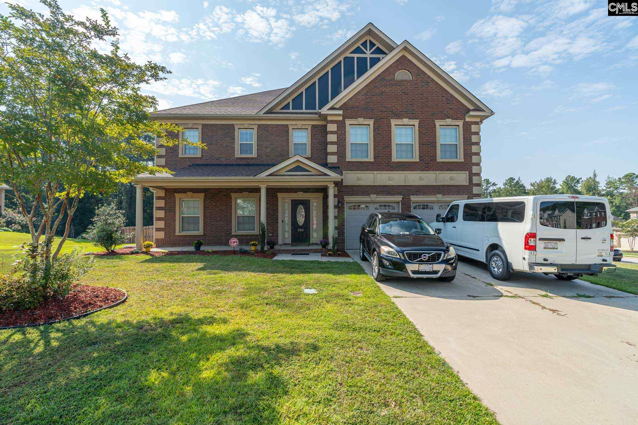 253 Abney Estates Blythewood, SC 29016