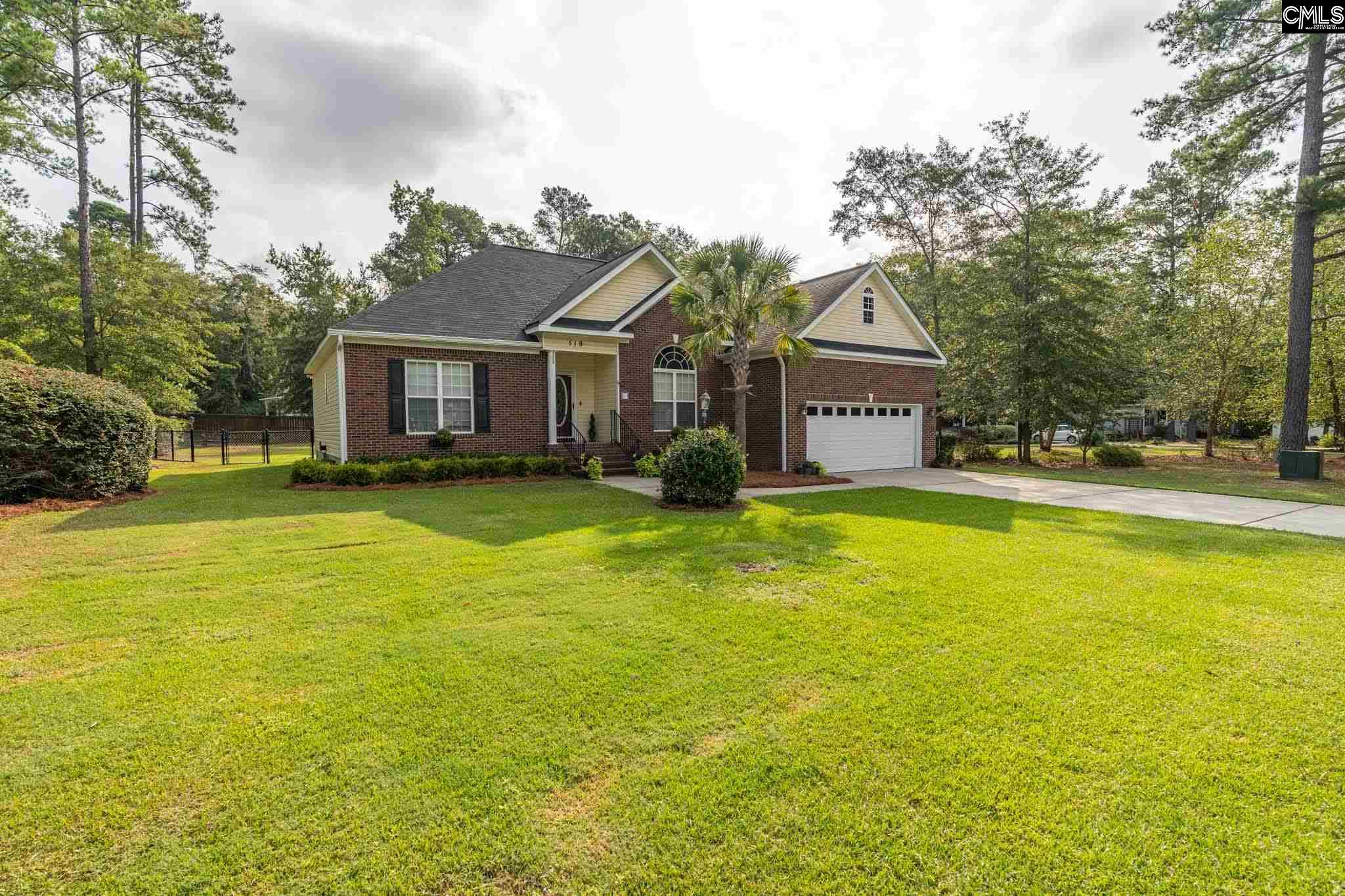 519 Beverly West Columbia, SC 29169-4589