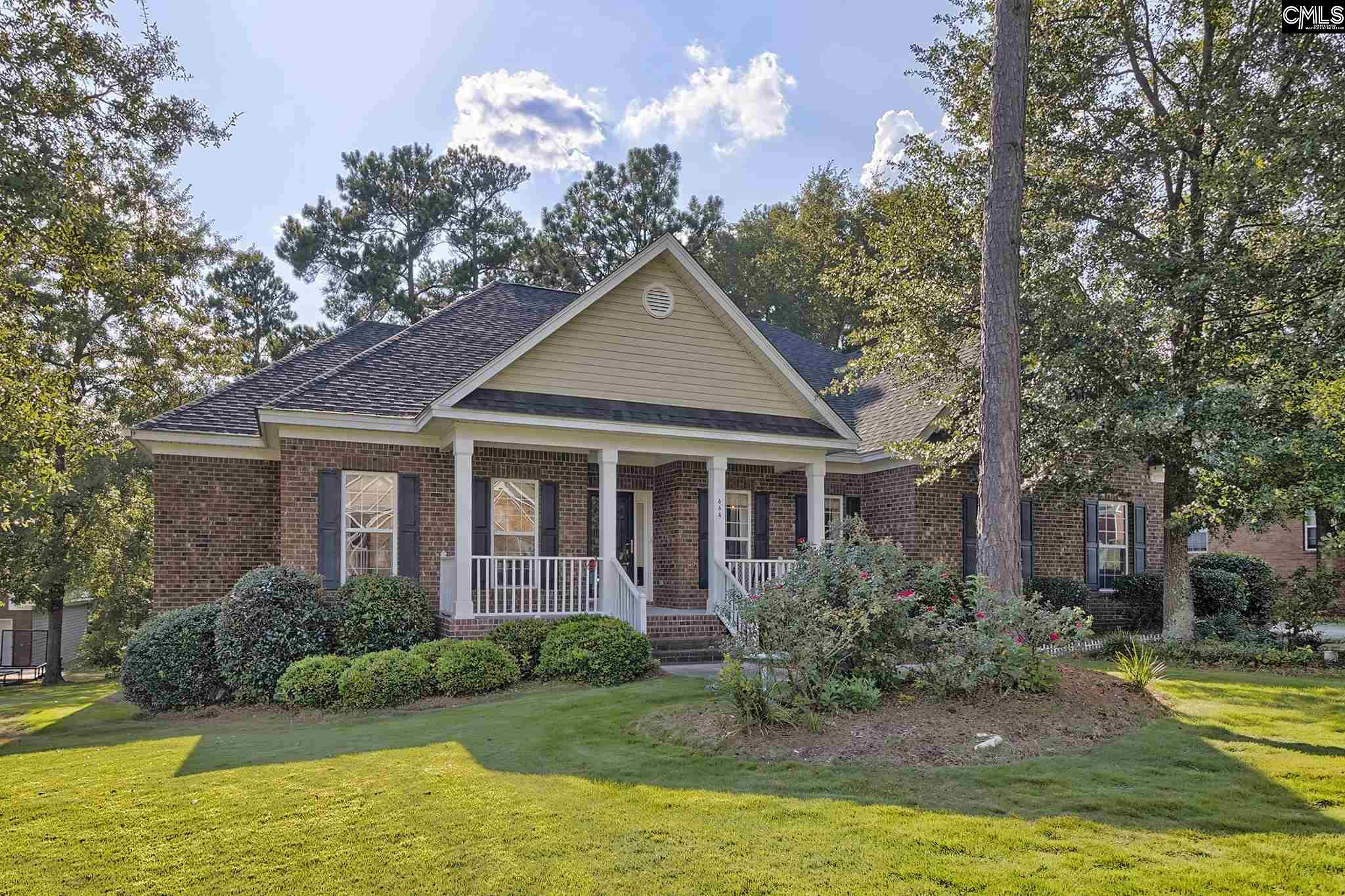 444 Golden Eagle Blythewood, SC 29016-6101