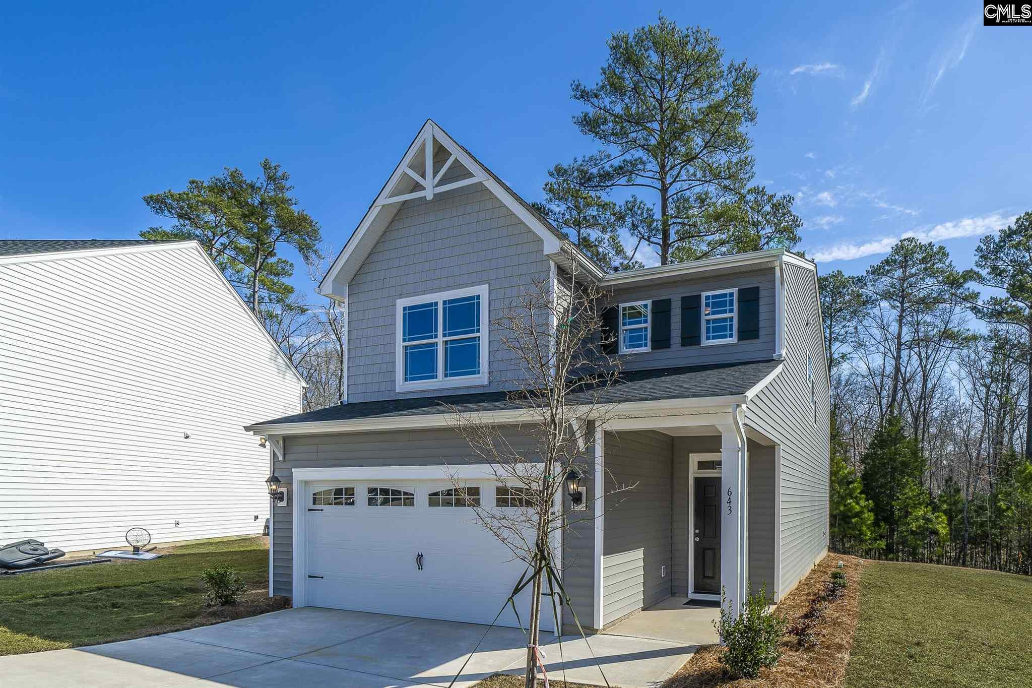 643 Marvin Gardens Chapin, SC 29036