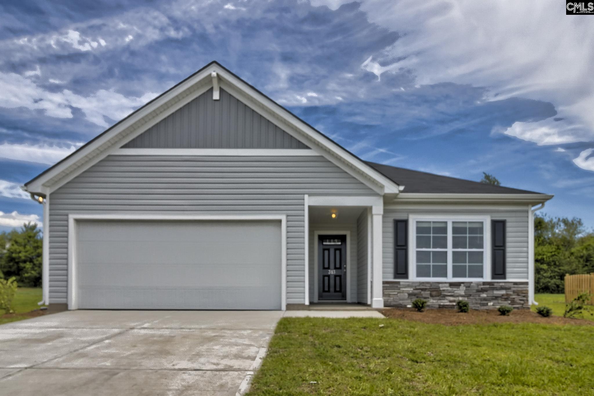 339 Bush Clover Leesville, SC 29070