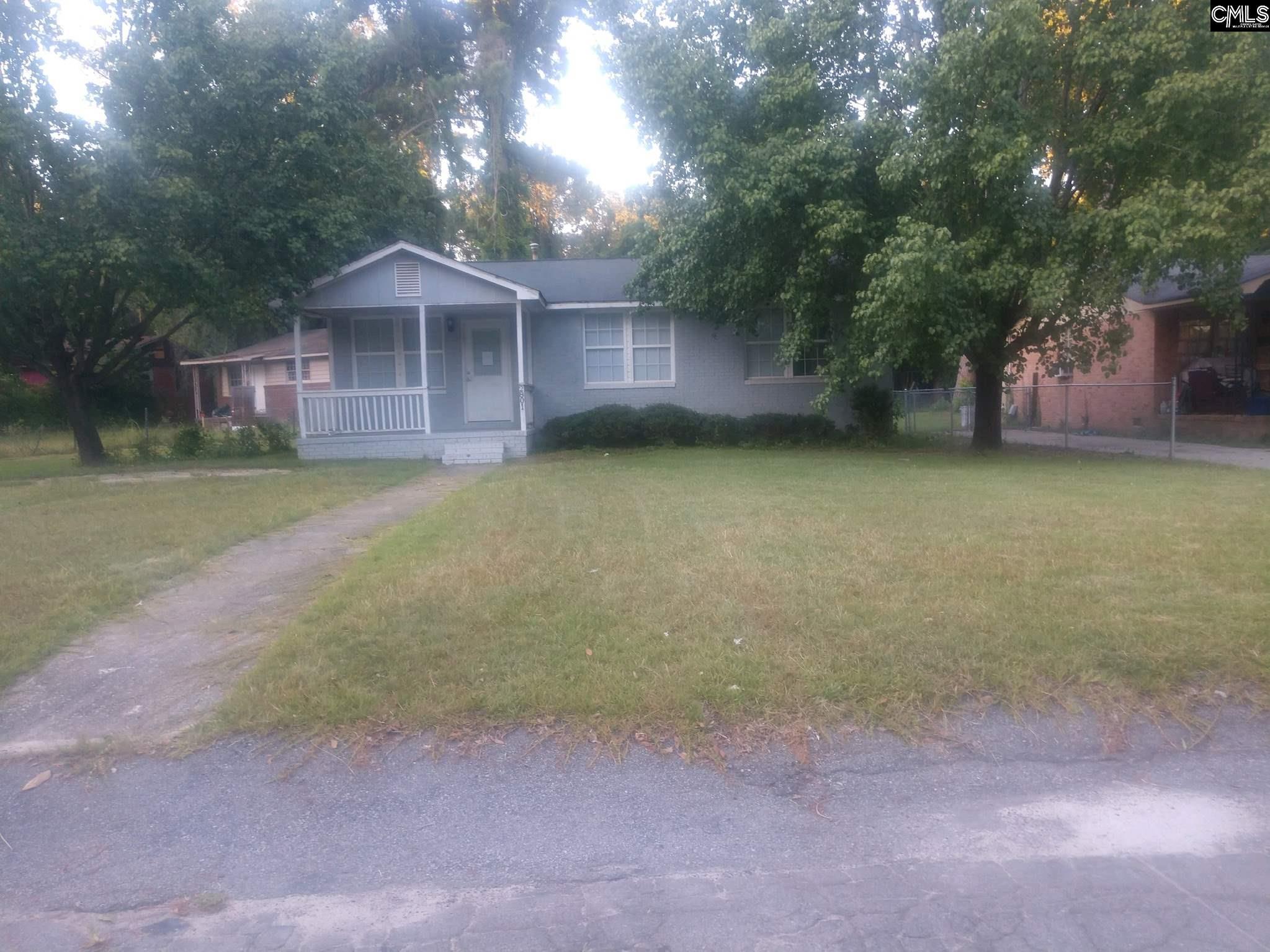 2801 Ansel Columbia, SC 29204