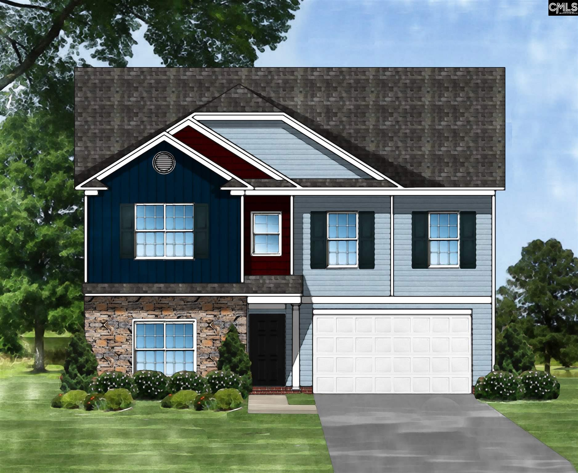 531 Teaberry (lot 89) Columbia, SC 29229