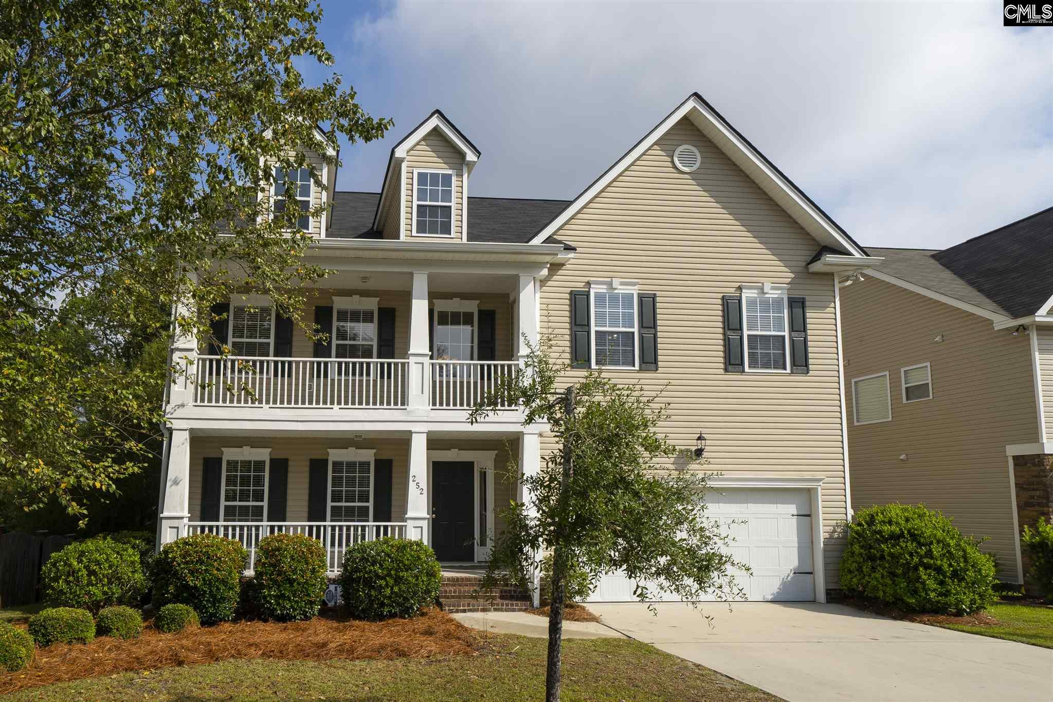 252 Brooksdale Columbia, SC 29229