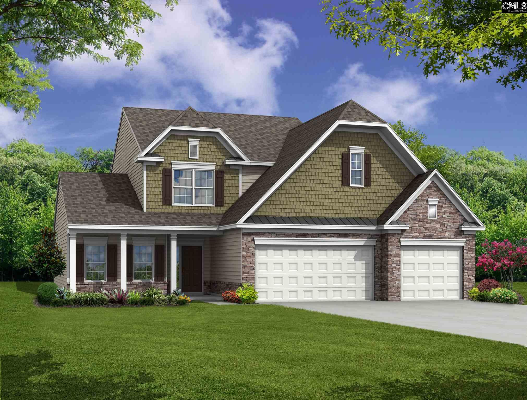 266 Glenn Village Blythewood, SC 29016