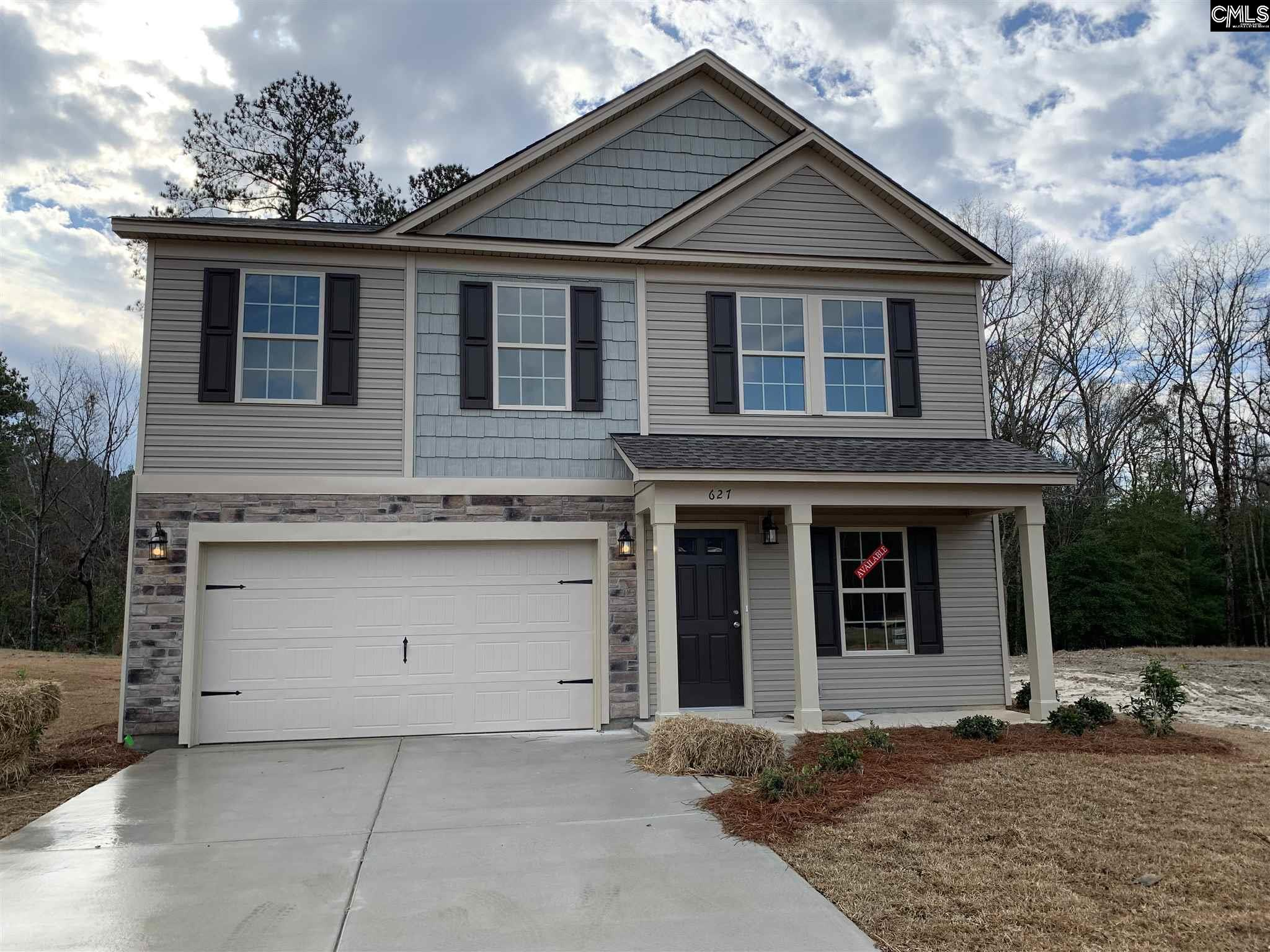 627 Watershed (lot 41) Columbia, SC 29223