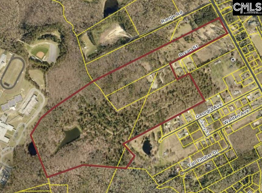 61.19 +/- acres in Leesville. Pond on back of property! Beautiful property for recreation, development or private homesite! Owner financing available!