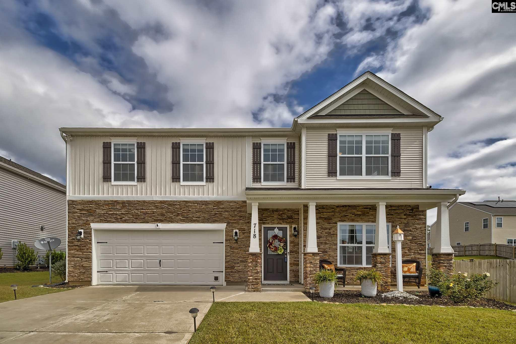718 Cape Horn Chapin, SC 29036