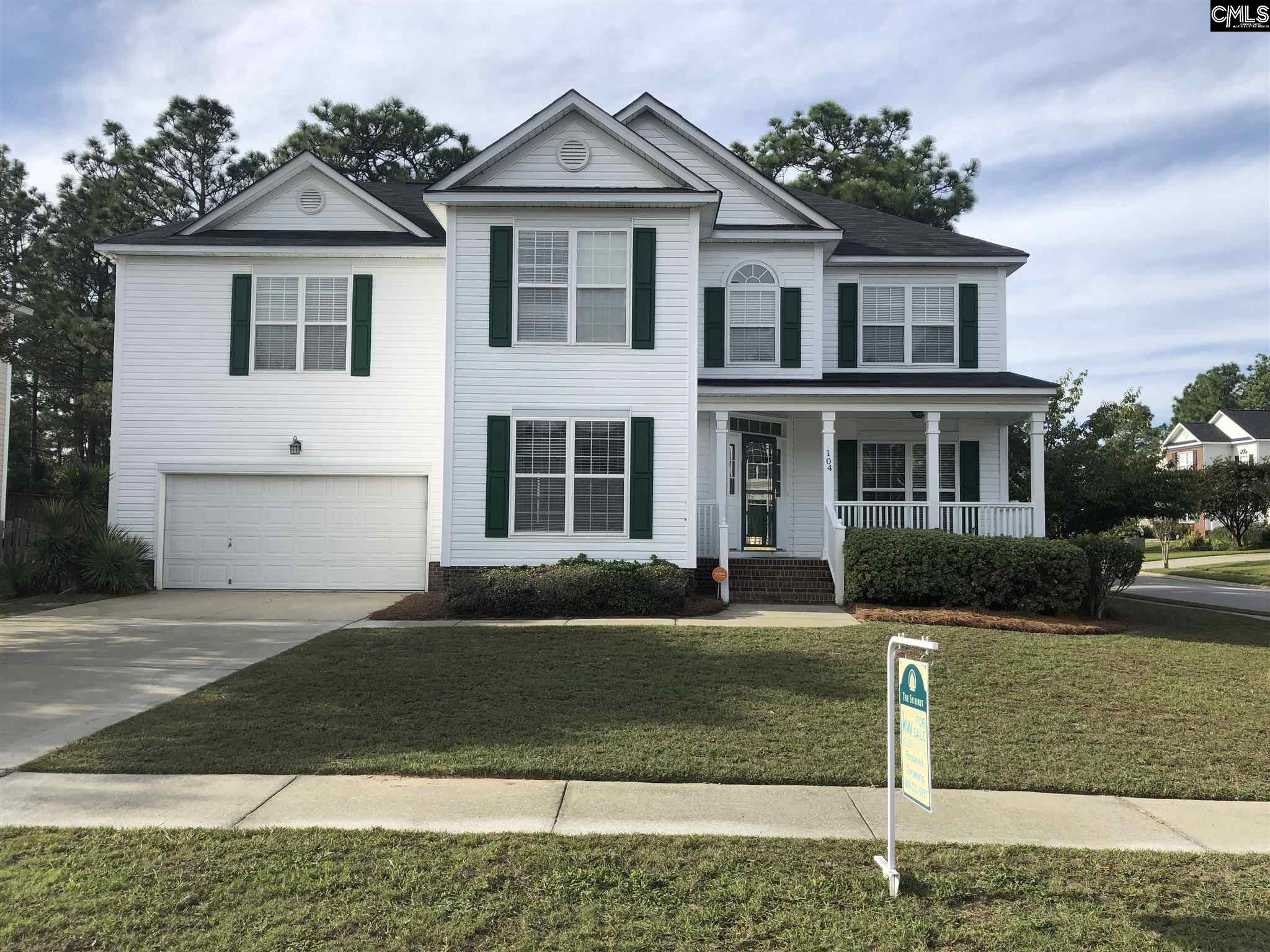 104 Clearmeadow Columbia, SC 29229