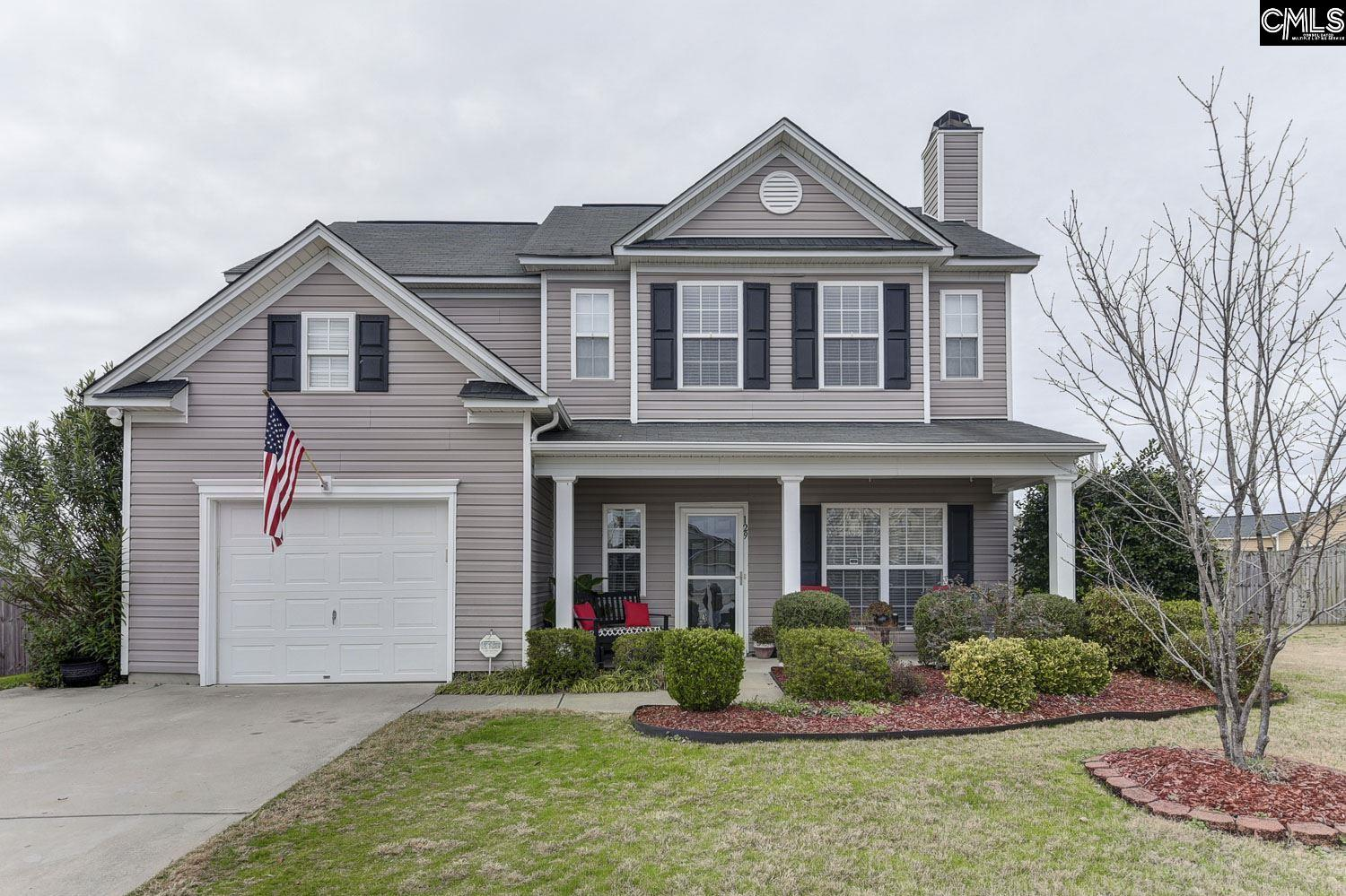 129 Hunters Mill West Columbia, SC 29170
