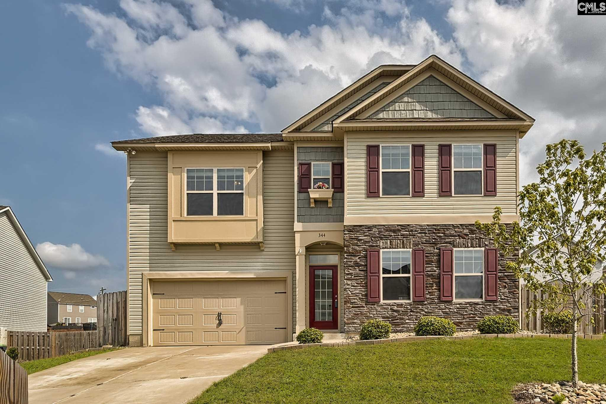 344 Meadow Saffron Lexington, SC 29073
