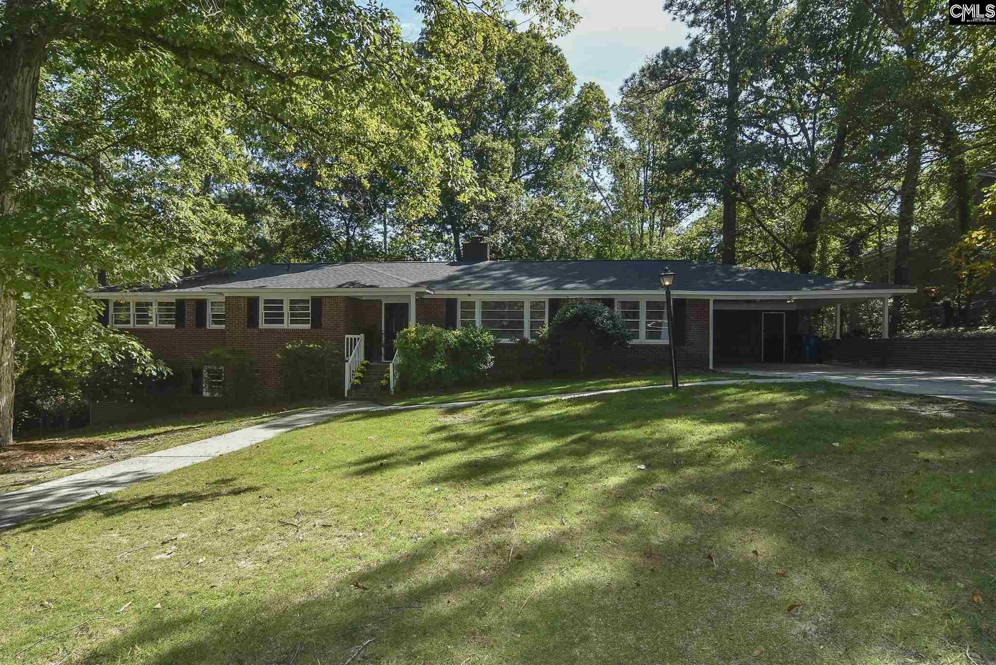3620 Deerfield Columbia, SC 29204