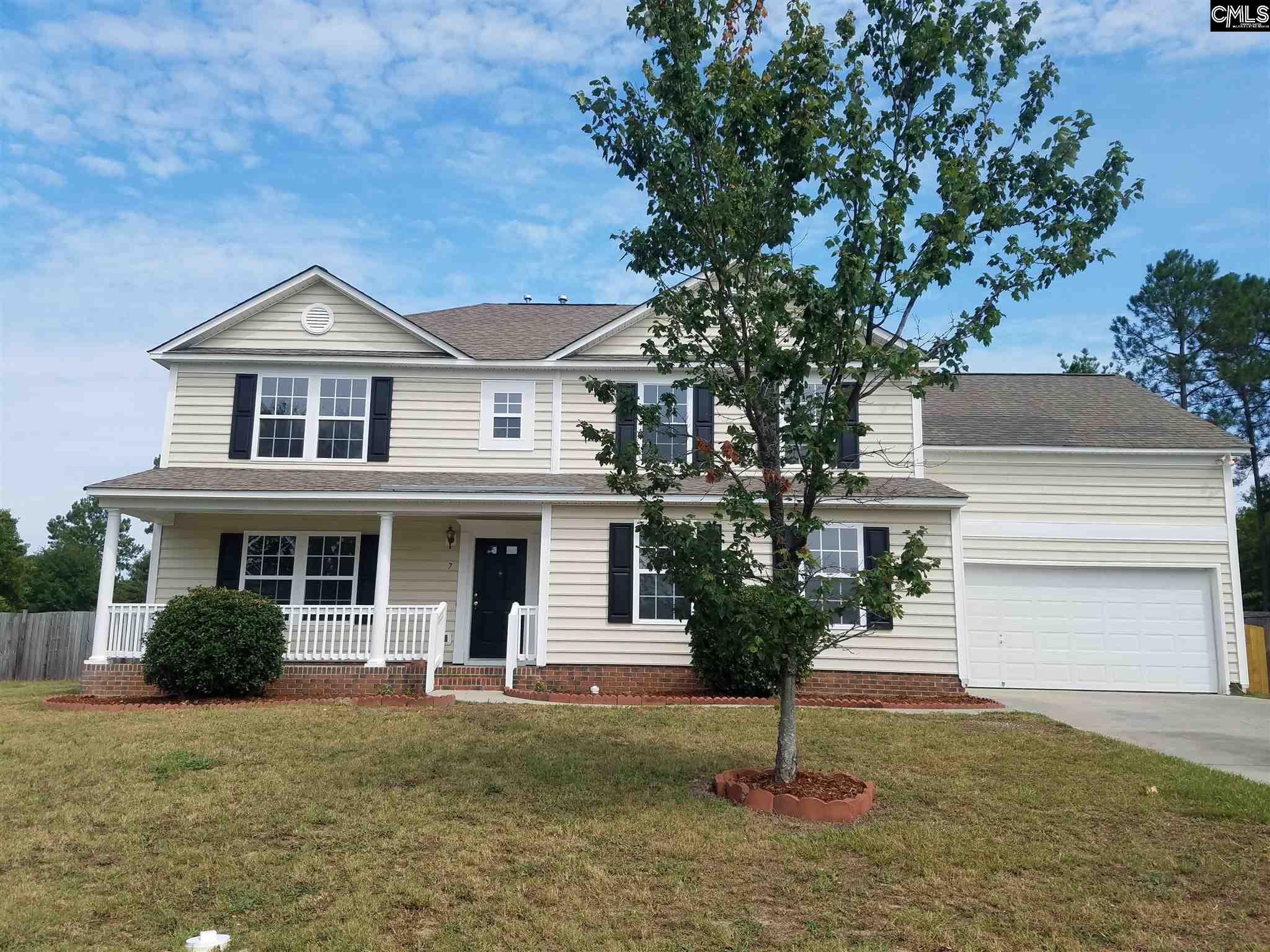 7 Blue Springs Columbia, SC 29229